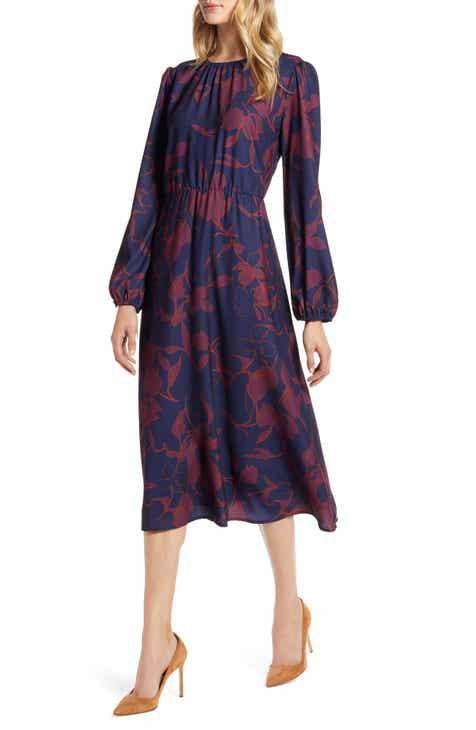 f09e89d1 Women's Long Sleeve Dresses | Nordstrom