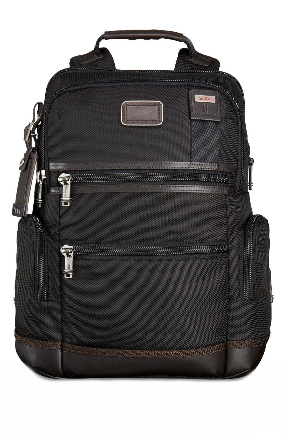 Alpha Bravo - Knox Backpack,                         Main,                         color, Hickory
