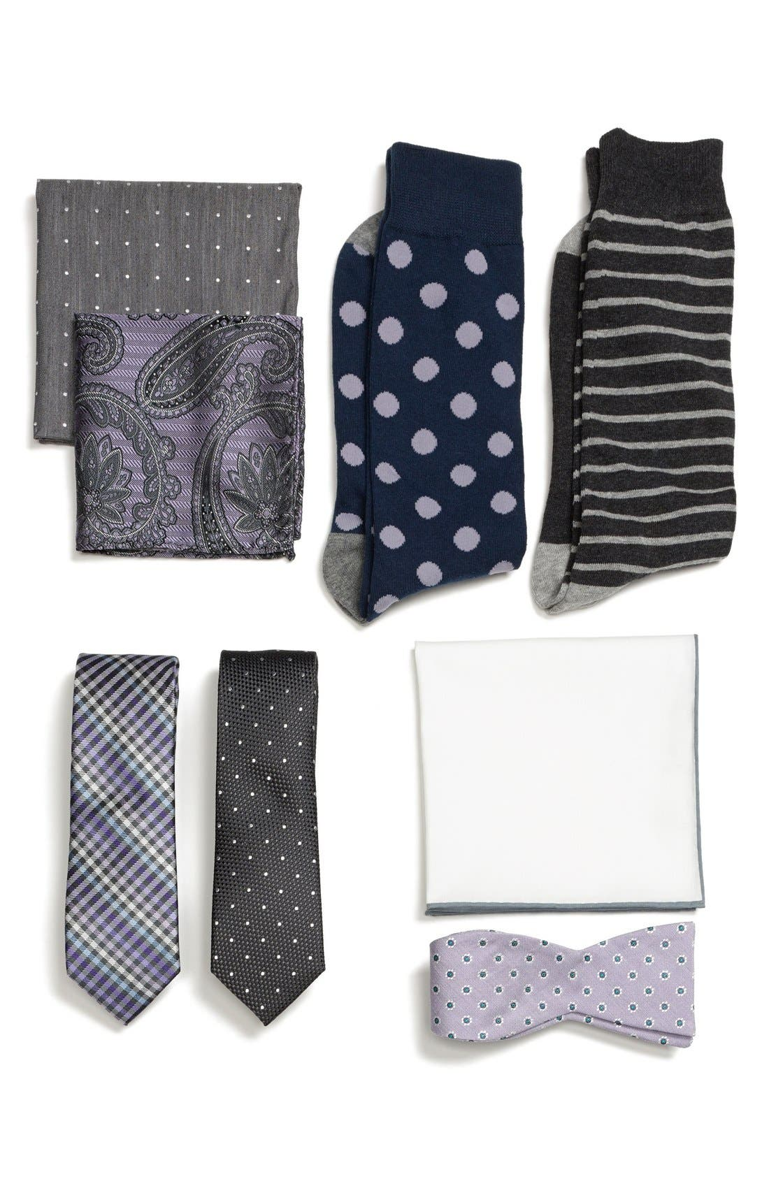 Alternate Image 1 Selected - The Tie Bar Large Style Box (Nordstrom Exclusive)