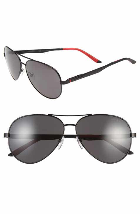 f8a392edc0751 Carrera Eyewear 59mm Metal Aviator Sunglasses