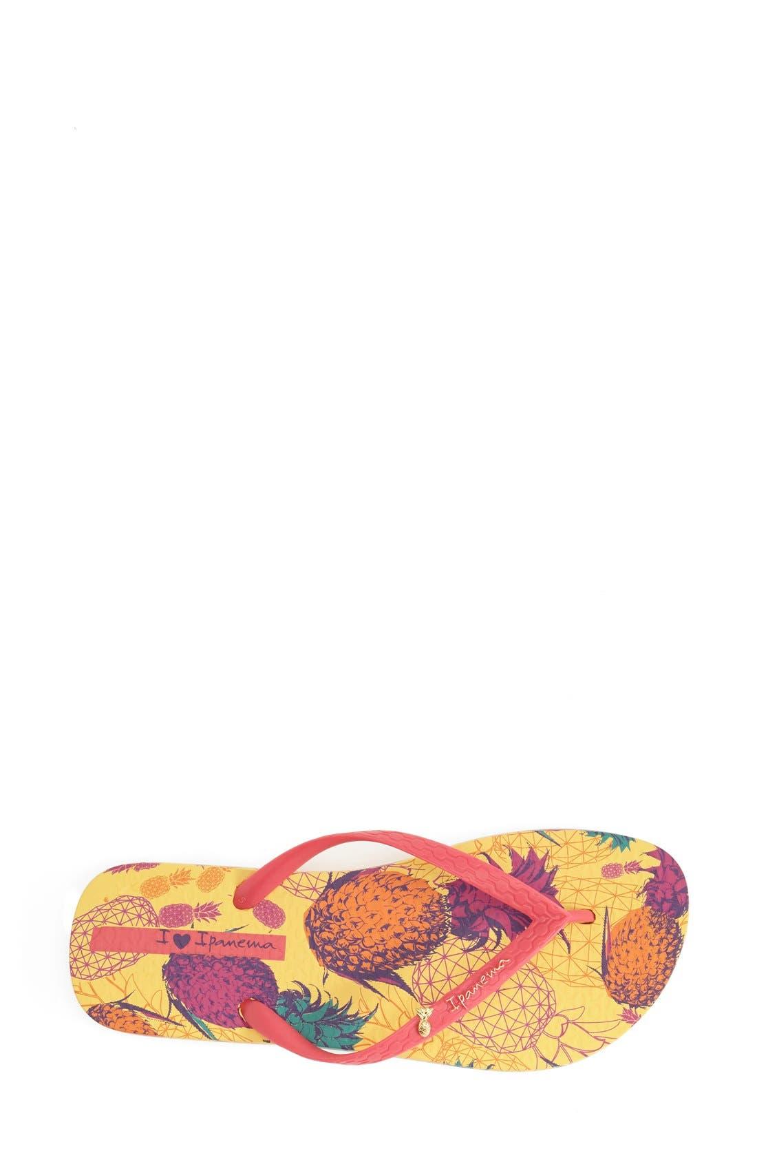 Alternate Image 3  - Ipanema 'Piña' Flip Flop
