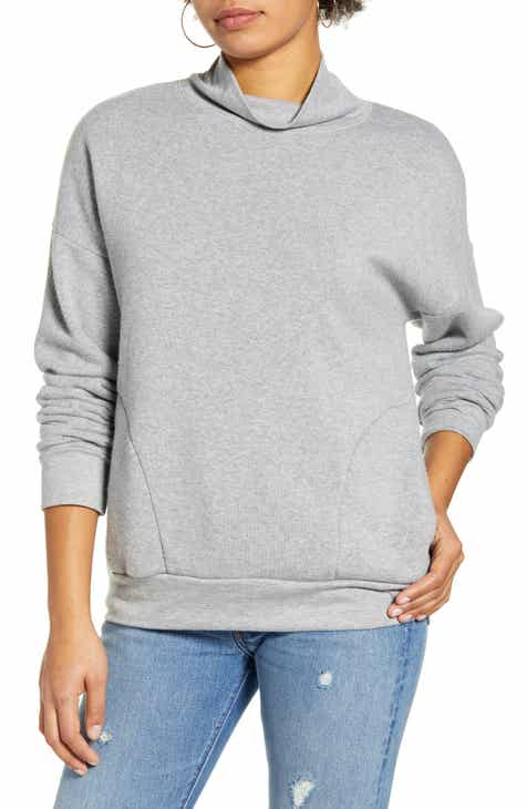 Project Social T Casey Funnel Neck Sweatshirt