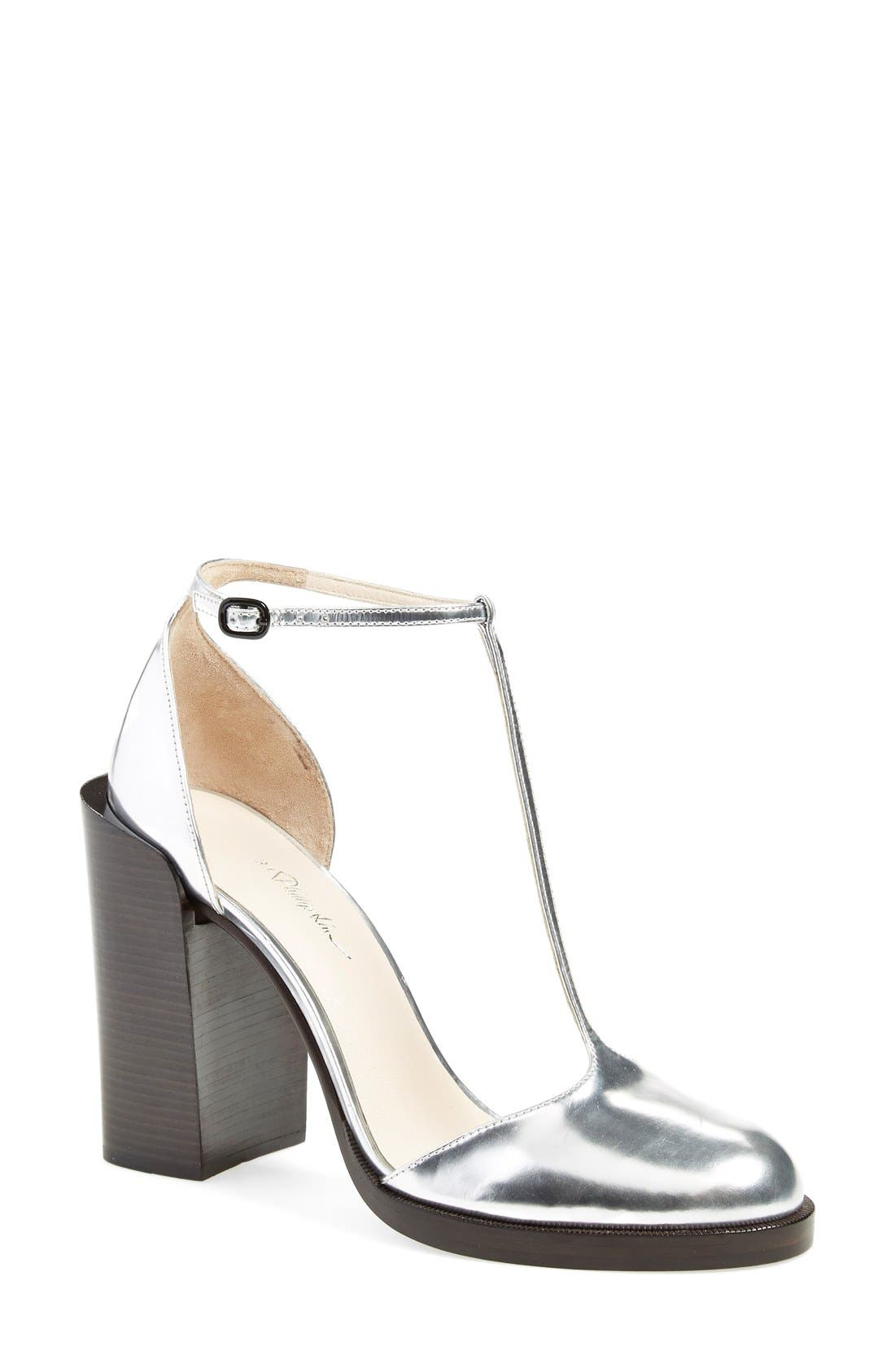 Alternate Image 1 Selected - 3.1 Phillip Lim 'Augustine' T-Strap Pump (Women)