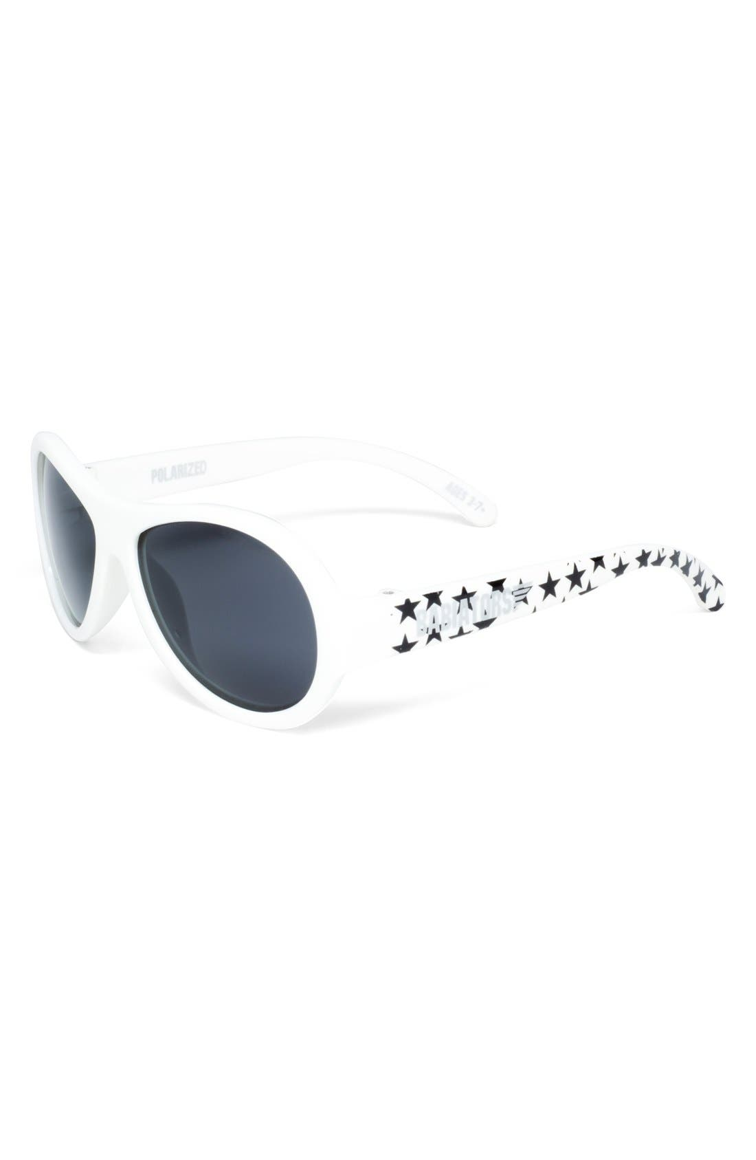 Alternate Image 4  - Babiators 'Junior Babiators' Polarized Sunglasses (Baby & Toddler)