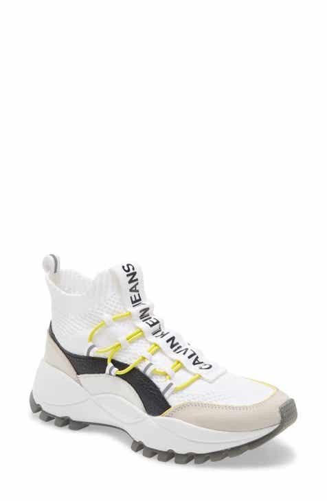 Calvin Klein Jeans Timotea High Top Sneaker (Women)