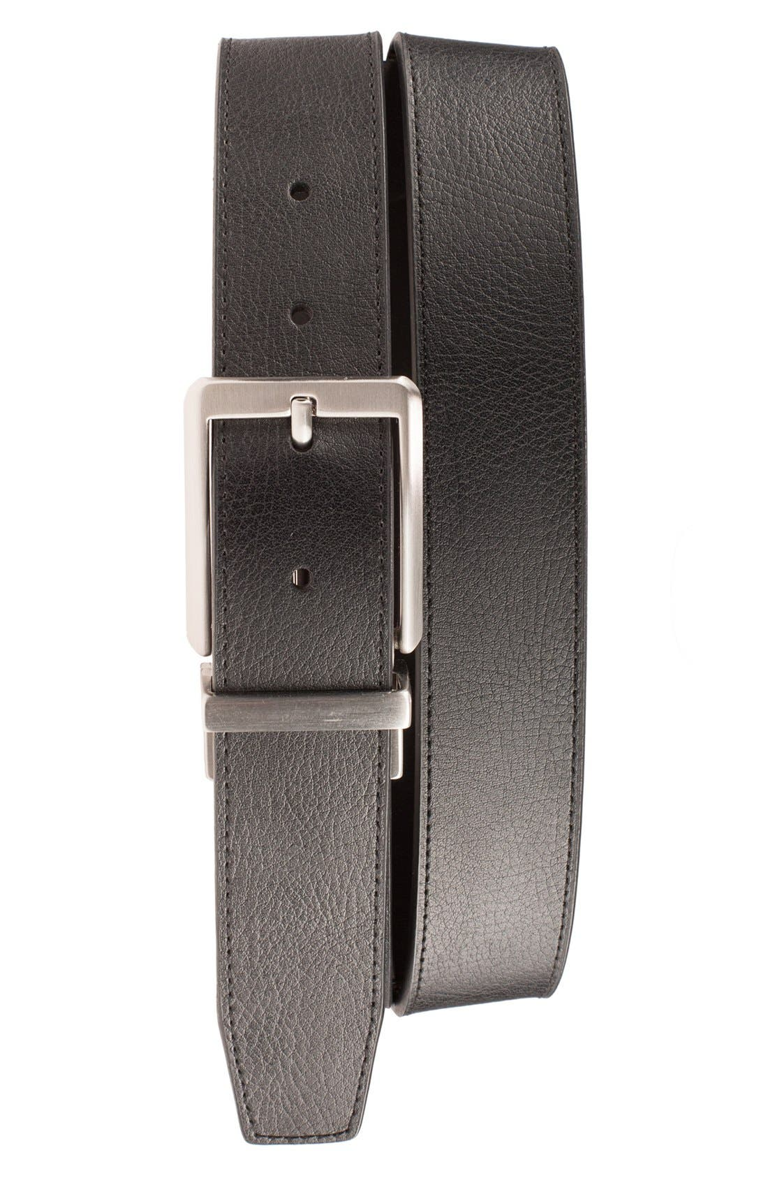 Nike 'Core' Reversible Leather Belt