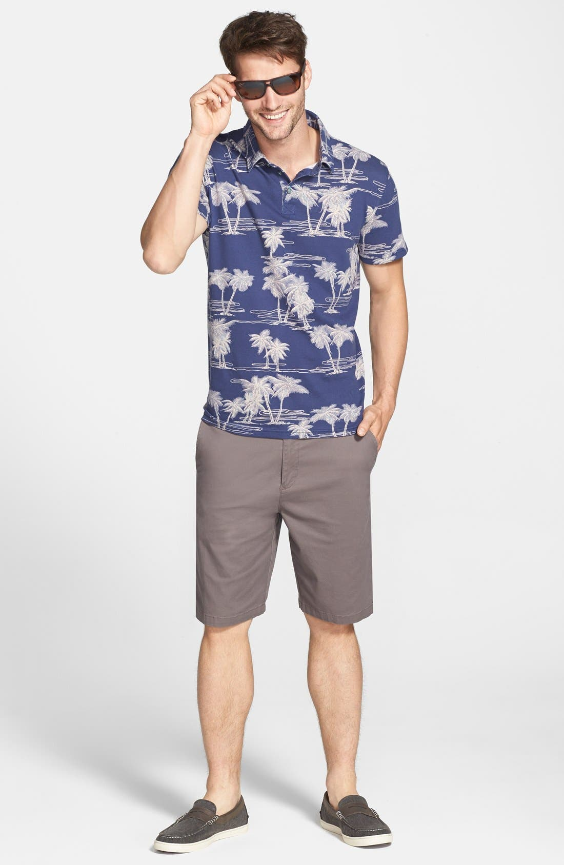 Alternate Image 2  - Maui Jim 'Waterways - PolarizedPlus®2' 58mm Sunglasses
