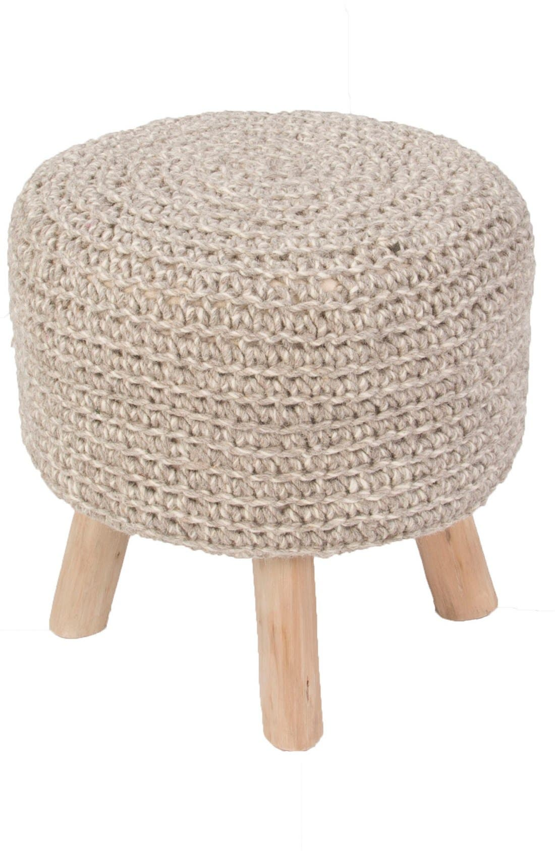 Alternate Image 1 Selected - Jaipur Pouf Stool