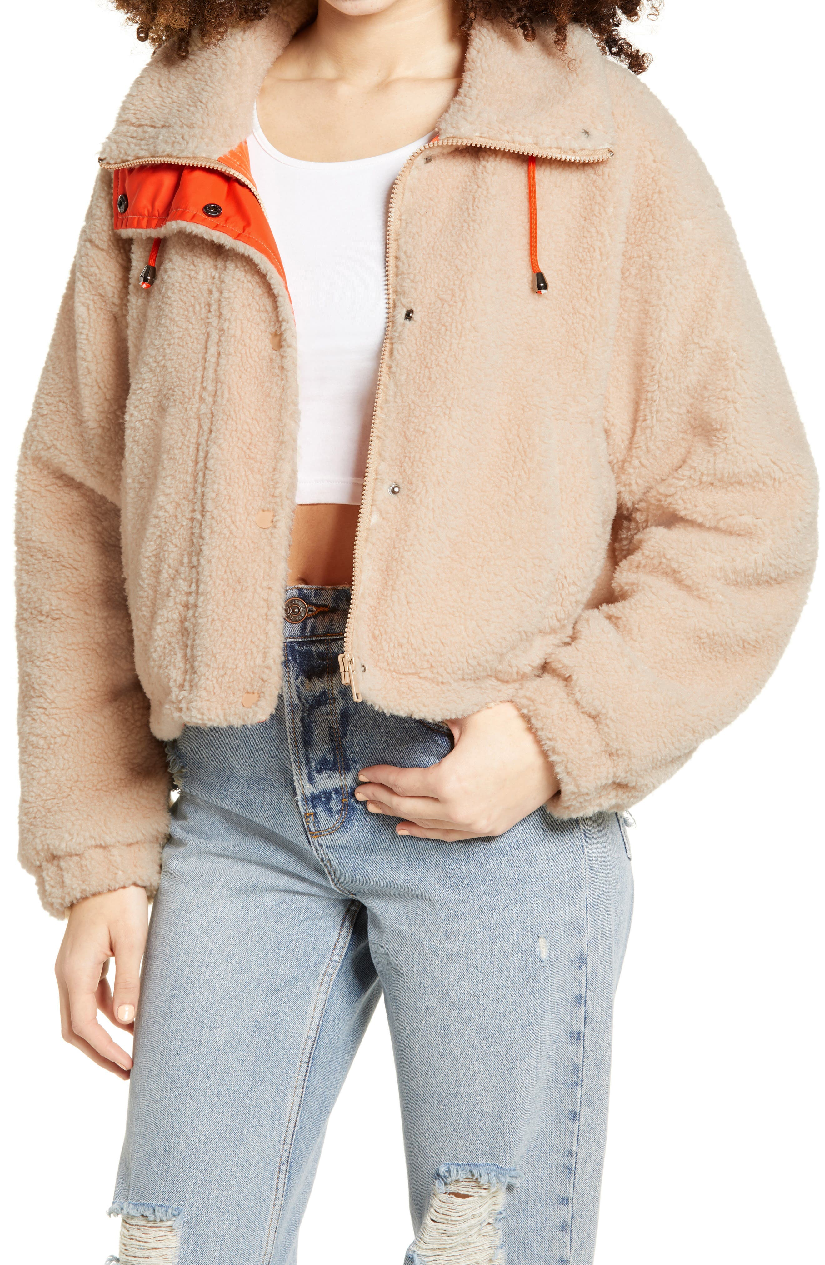 Ladies Womens Jacket Hooded Winter Top Parker Parka Short Coat Outwear Big Size