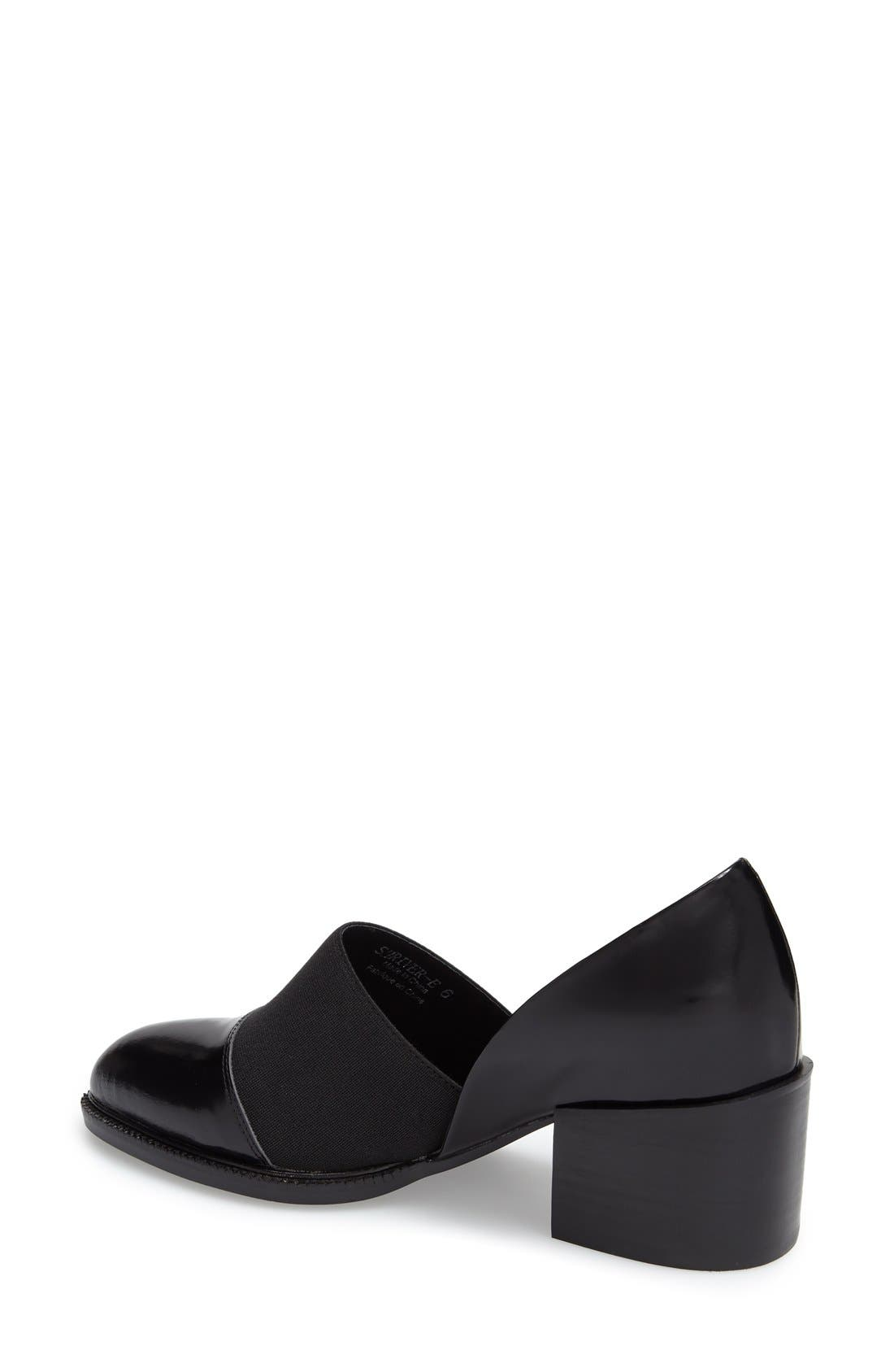 Alternate Image 2  - Jeffrey Campbell 'Shriver' Almond Toe Loafer (Women)