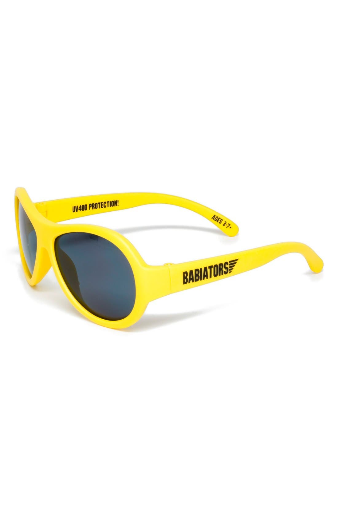 Alternate Image 4  - Babiators 'Junior Babiators' Sunglasses (Baby & Toddler)