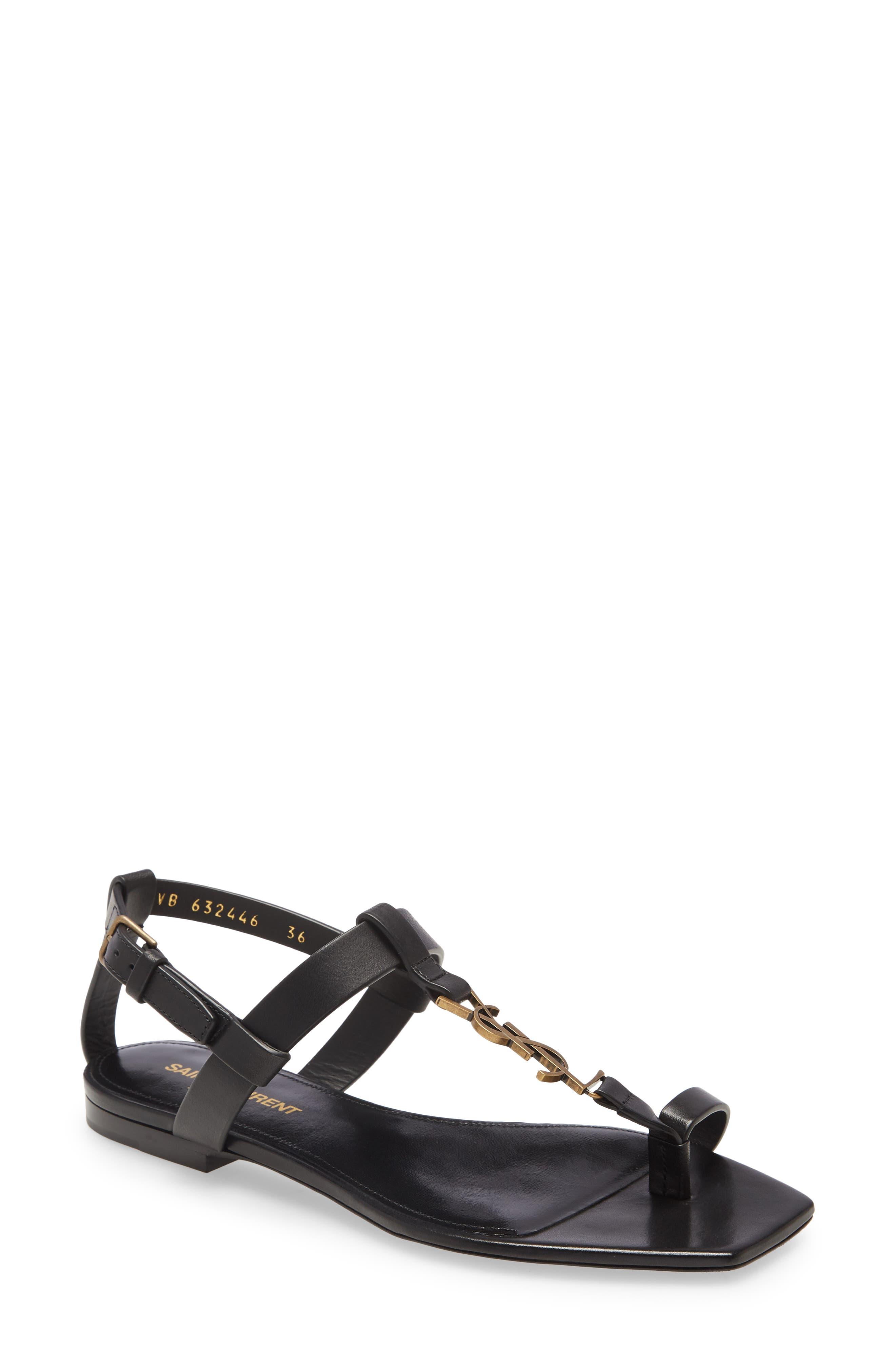 ysl female shoes