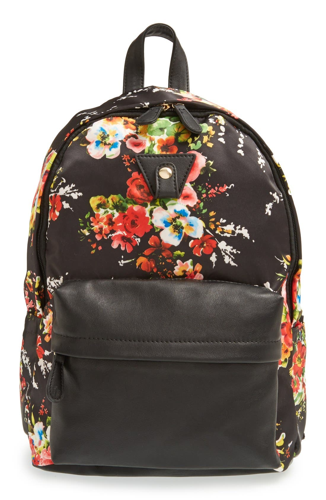 Alternate Image 1 Selected - Nila Anthony Floral Backpack