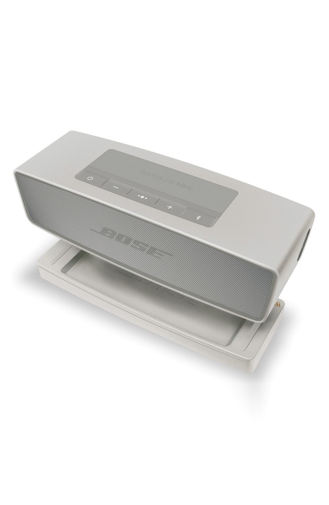 SoundLink<sup>®</sup> Mini II Bluetooth<sup>®</sup> Speaker,                             Alternate thumbnail 4, color,                             Pearl