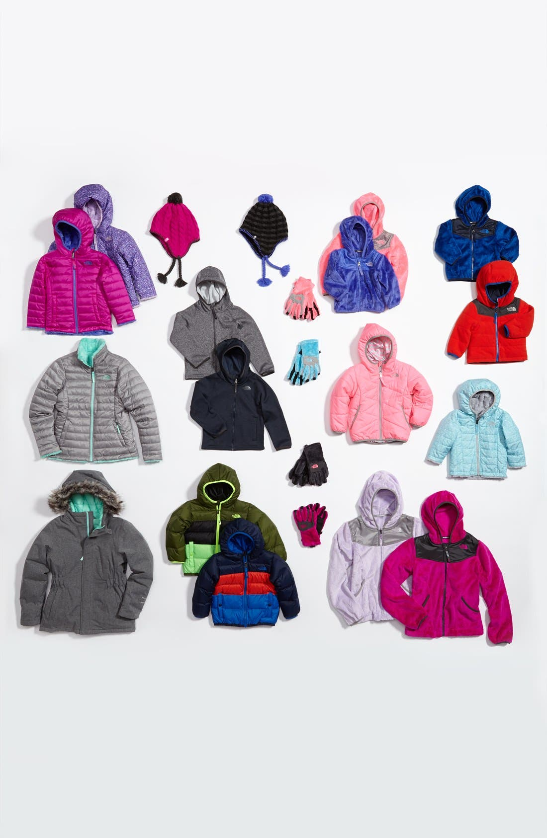 Alternate Image 2  - The North Face 'Greenland' Waterproof Down Jacket (Big Girls)