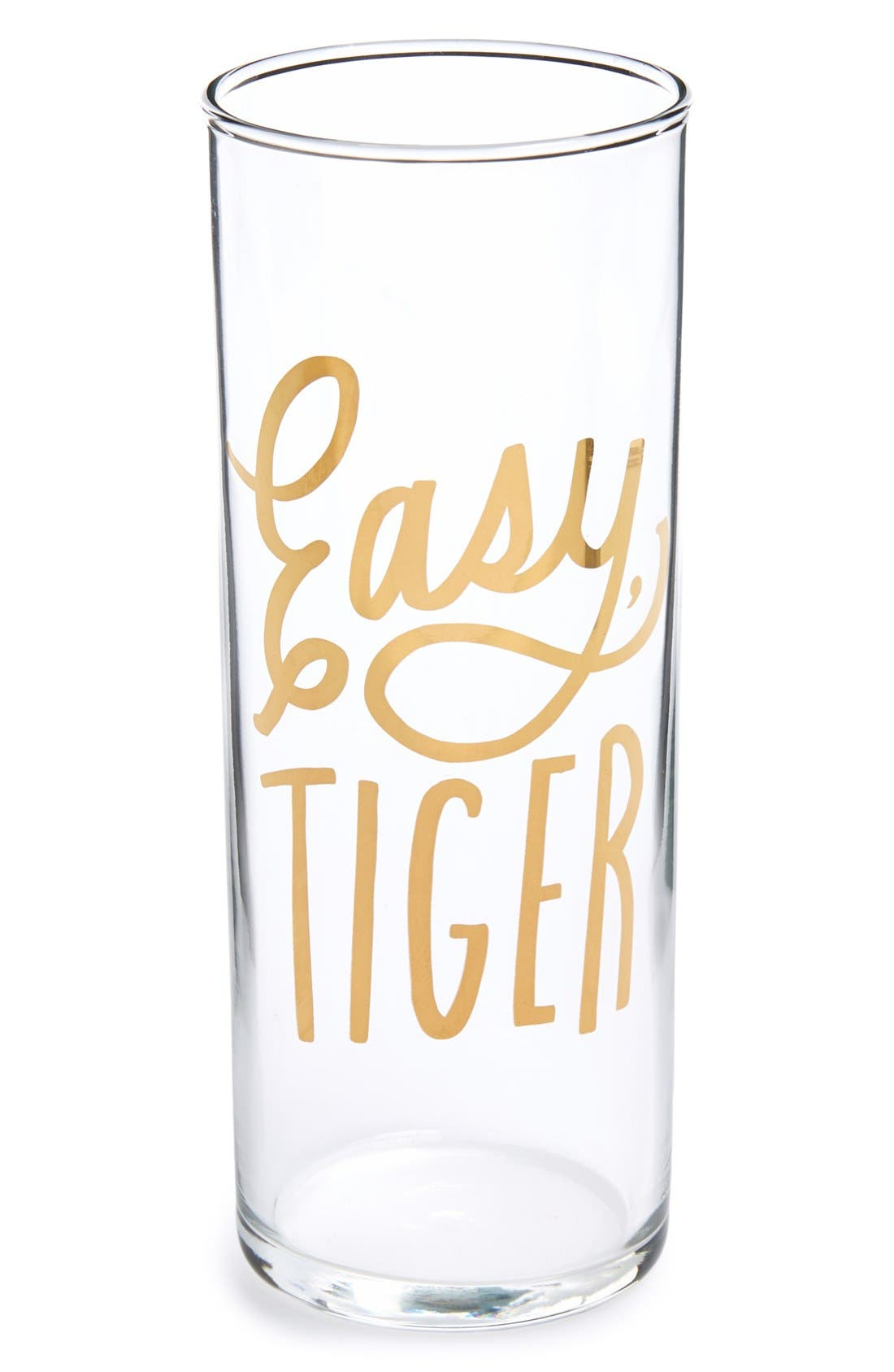 Alternate Image 1 Selected - Easy, Tiger Cocktail Glass