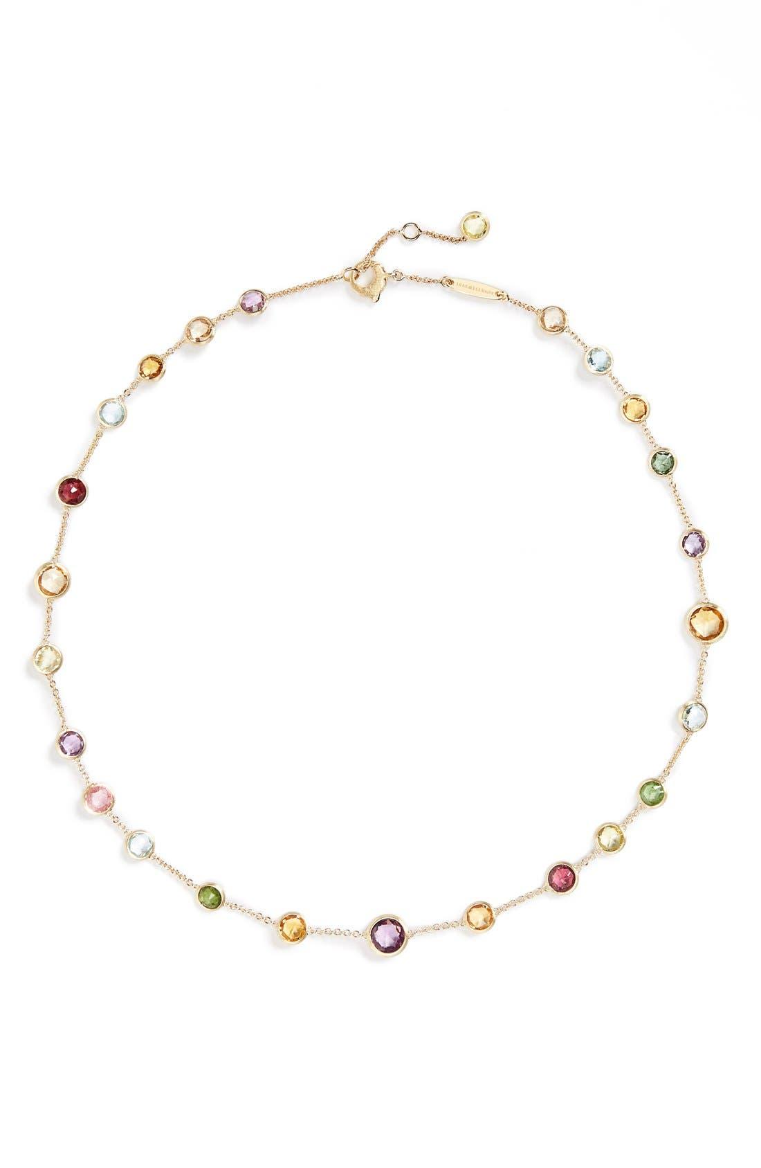 Alternate Image 2  - Marco Bicego 'Mini Jaipur' Station Necklace