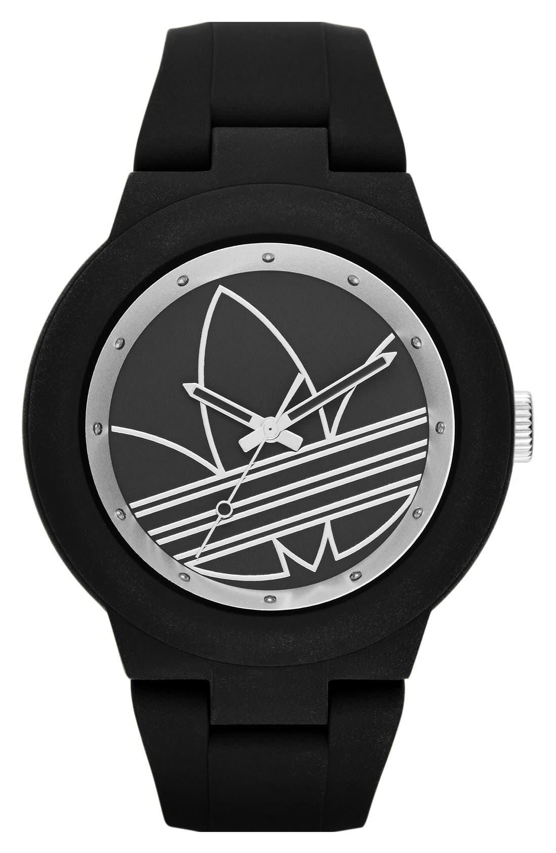Alternate Image 1 Selected - adidas Originals 'Aberdeen' Sports Watch, 41mm