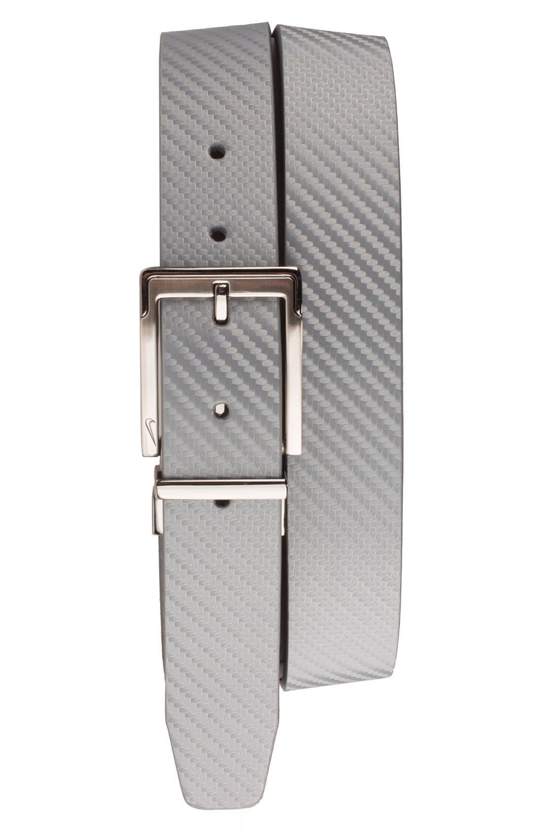 Alternate Image 1 Selected - Nike Reversible Belt