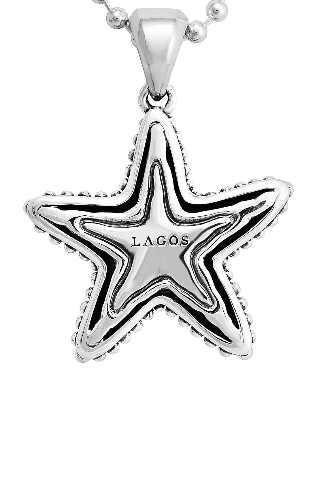 Alternate Image 3  - LAGOS 'Rare Wonders - Starfish' Long Talisman Necklace
