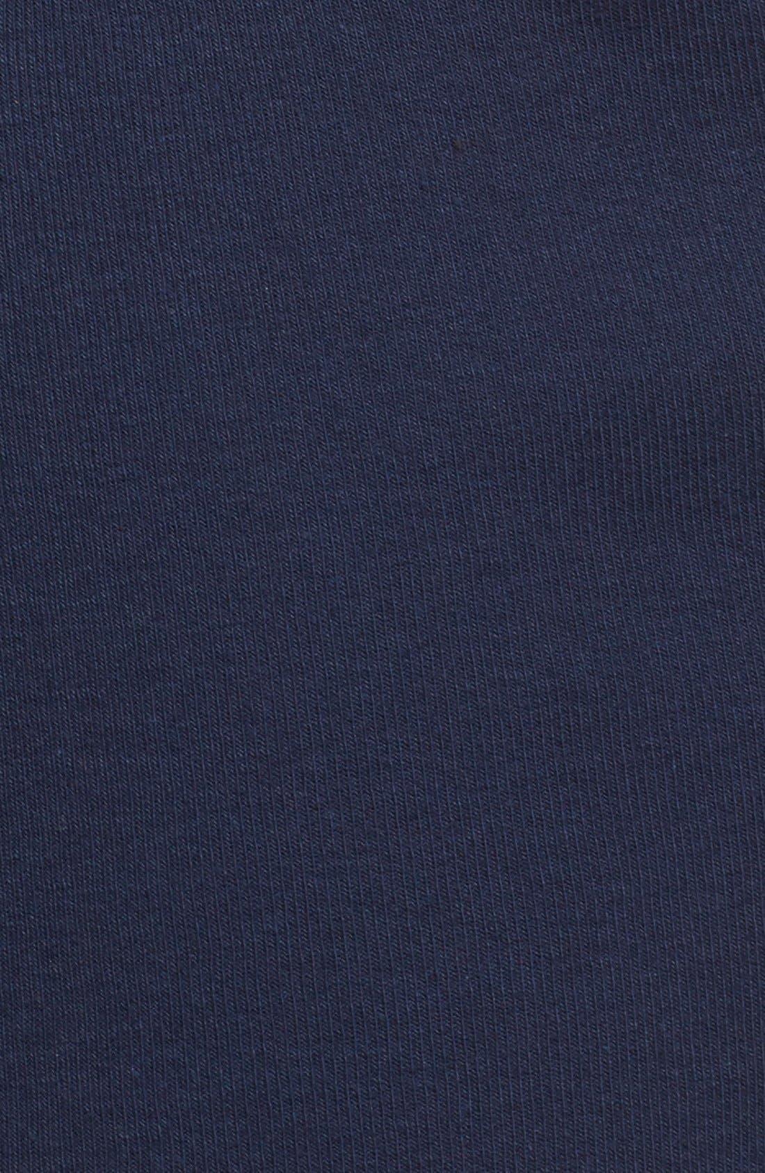 3-Pack Cotton Trunks,                             Alternate thumbnail 5, color,                             Cruise Navy/ Blue