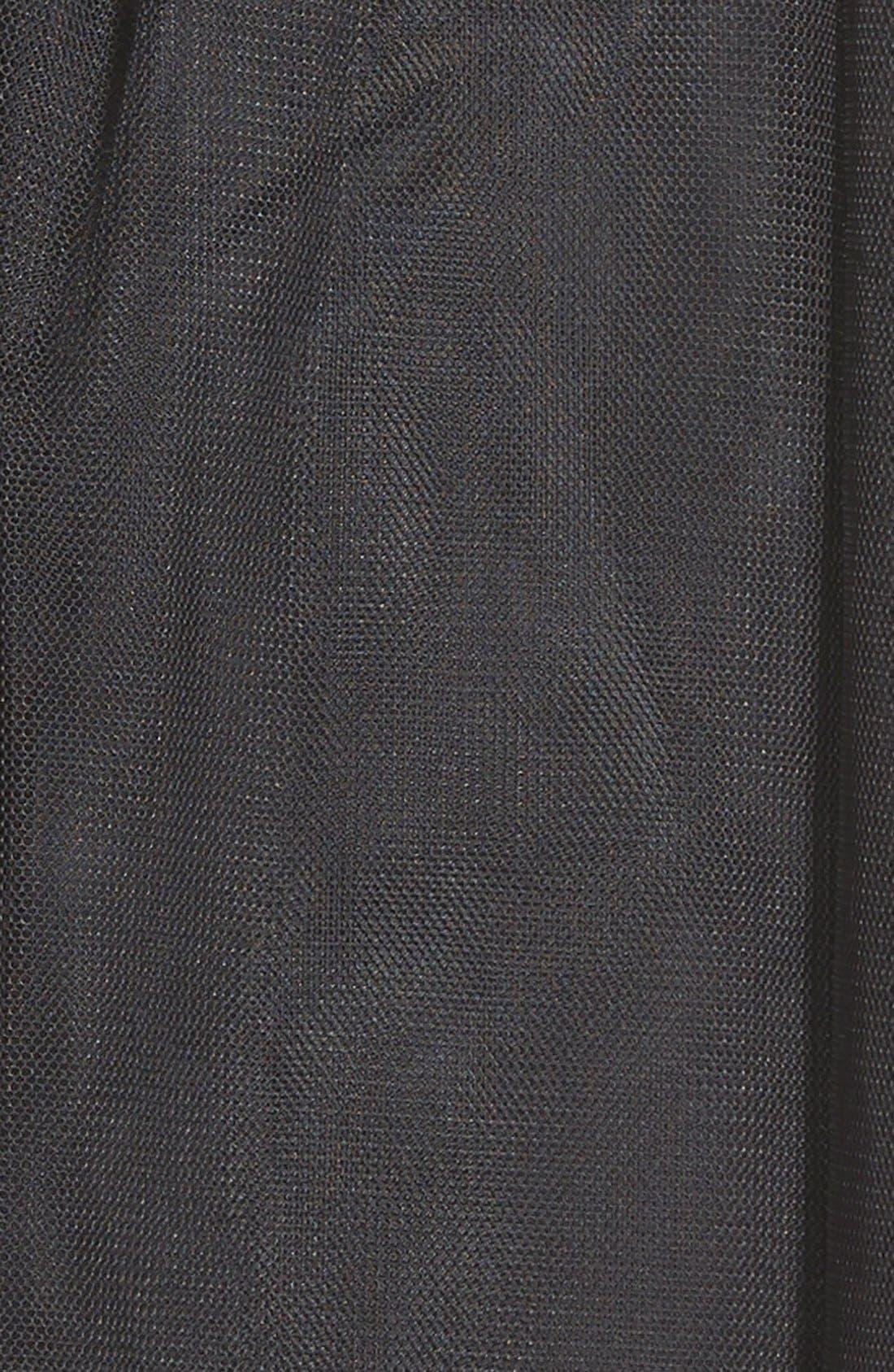 Alternate Image 3  - Sequin Hearts Sequin Lace Skater Dress