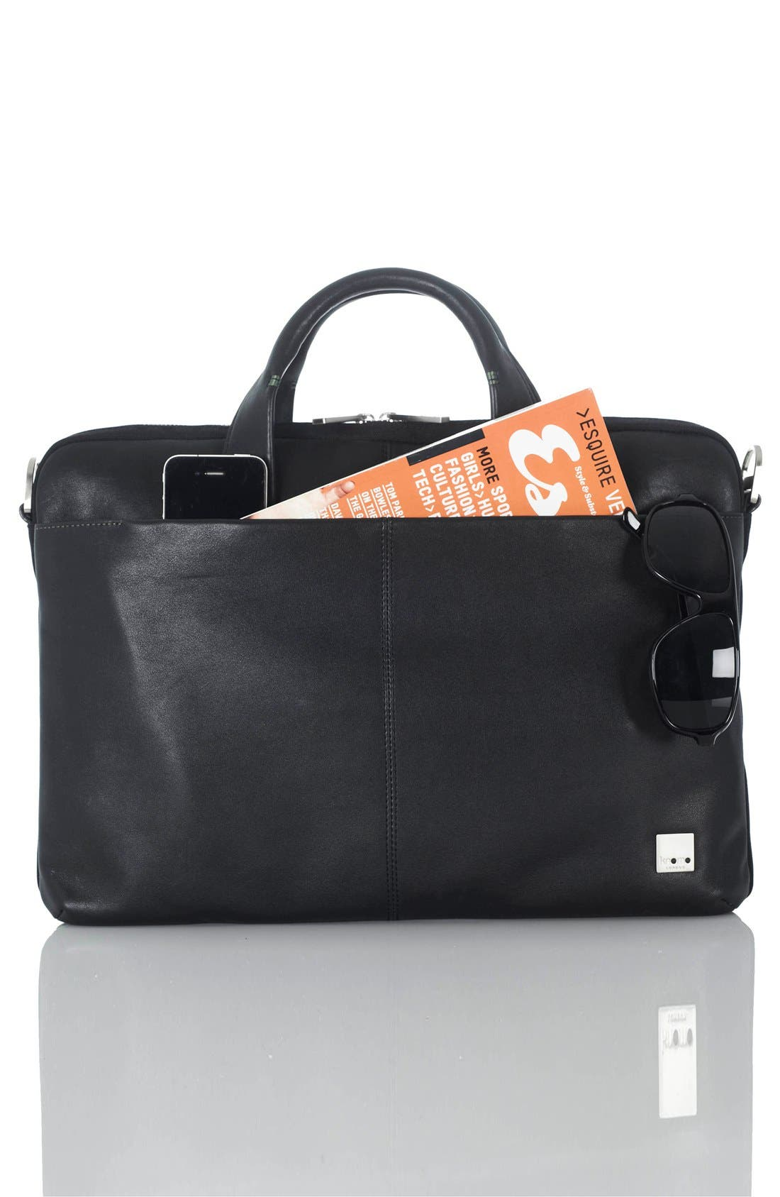 Alternate Image 2  - KNOMO London 'Henderson' Briefcase