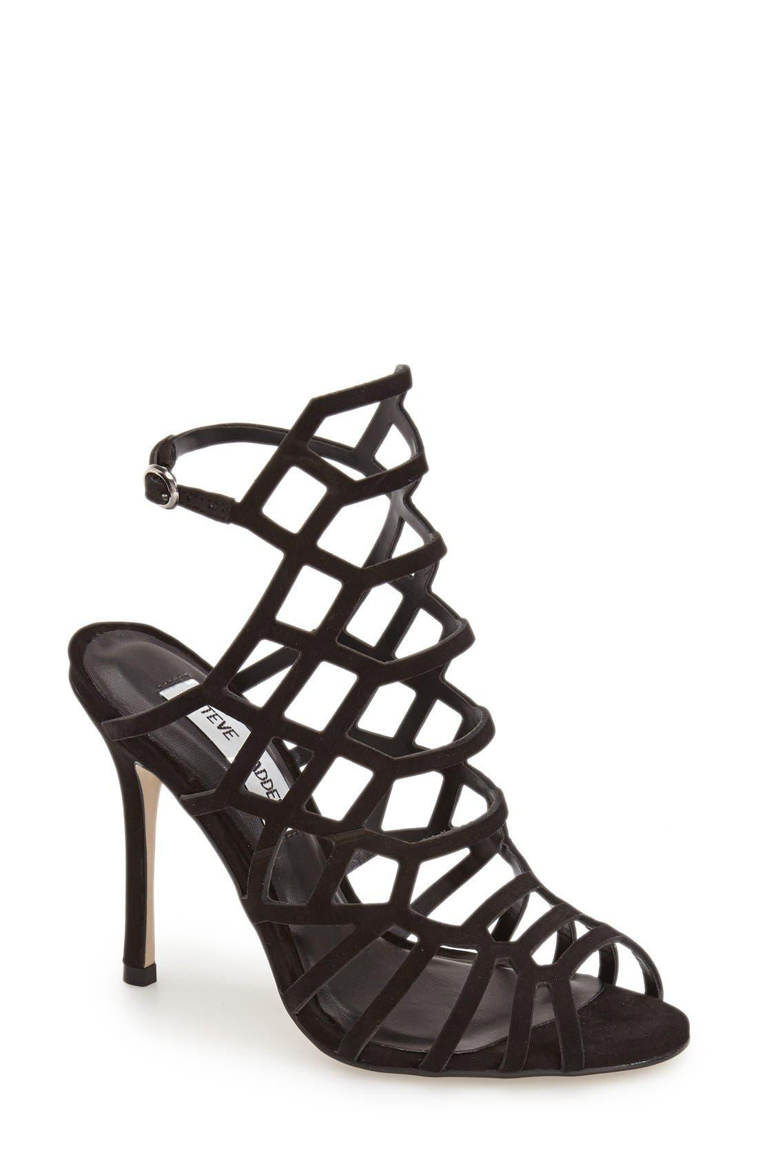 Alternate Image 1 Selected - Steve Madden 'Slithur' Sandal (Women)