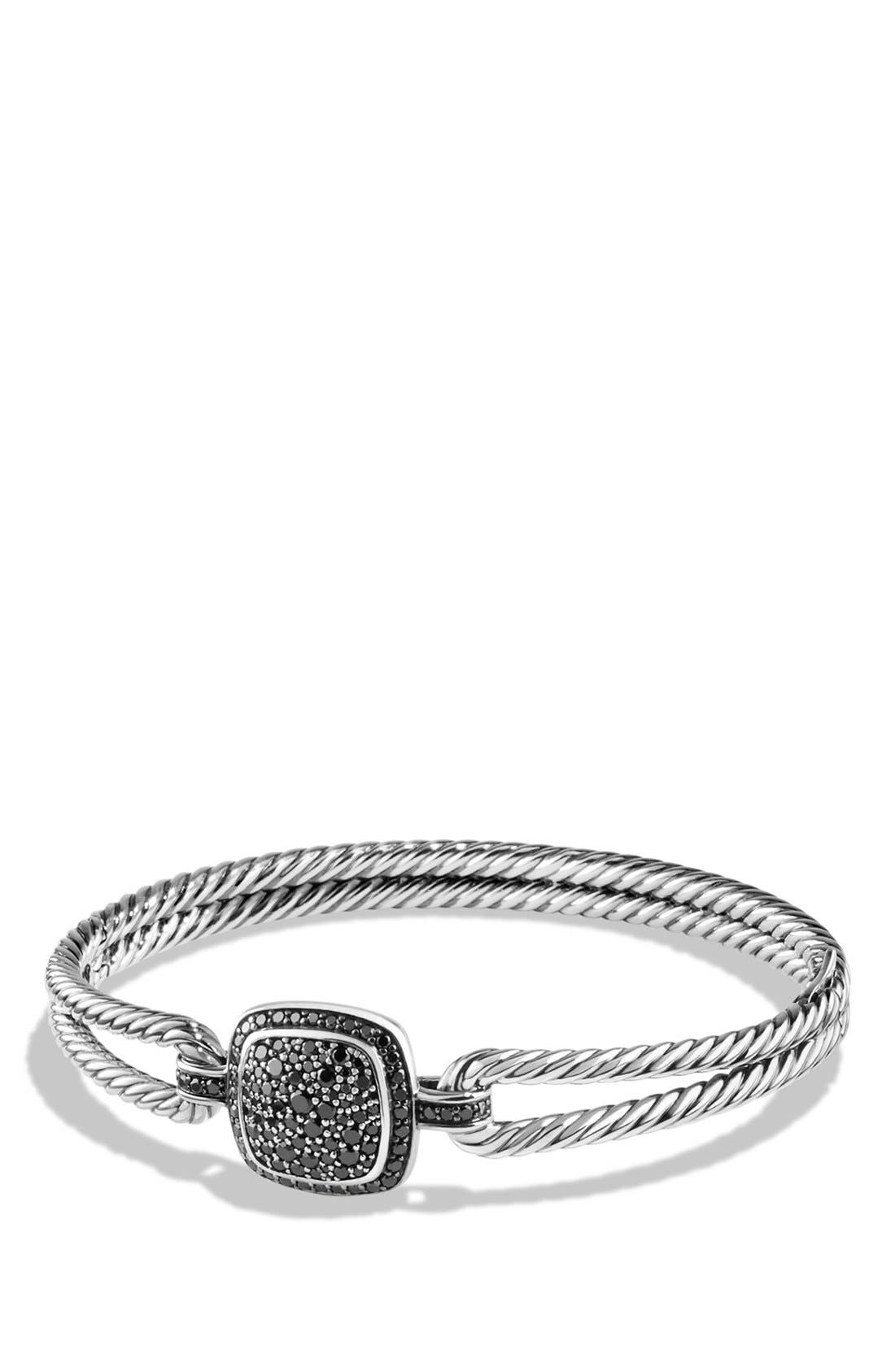 David Yurman 'Albion' Bracelet with Diamonds