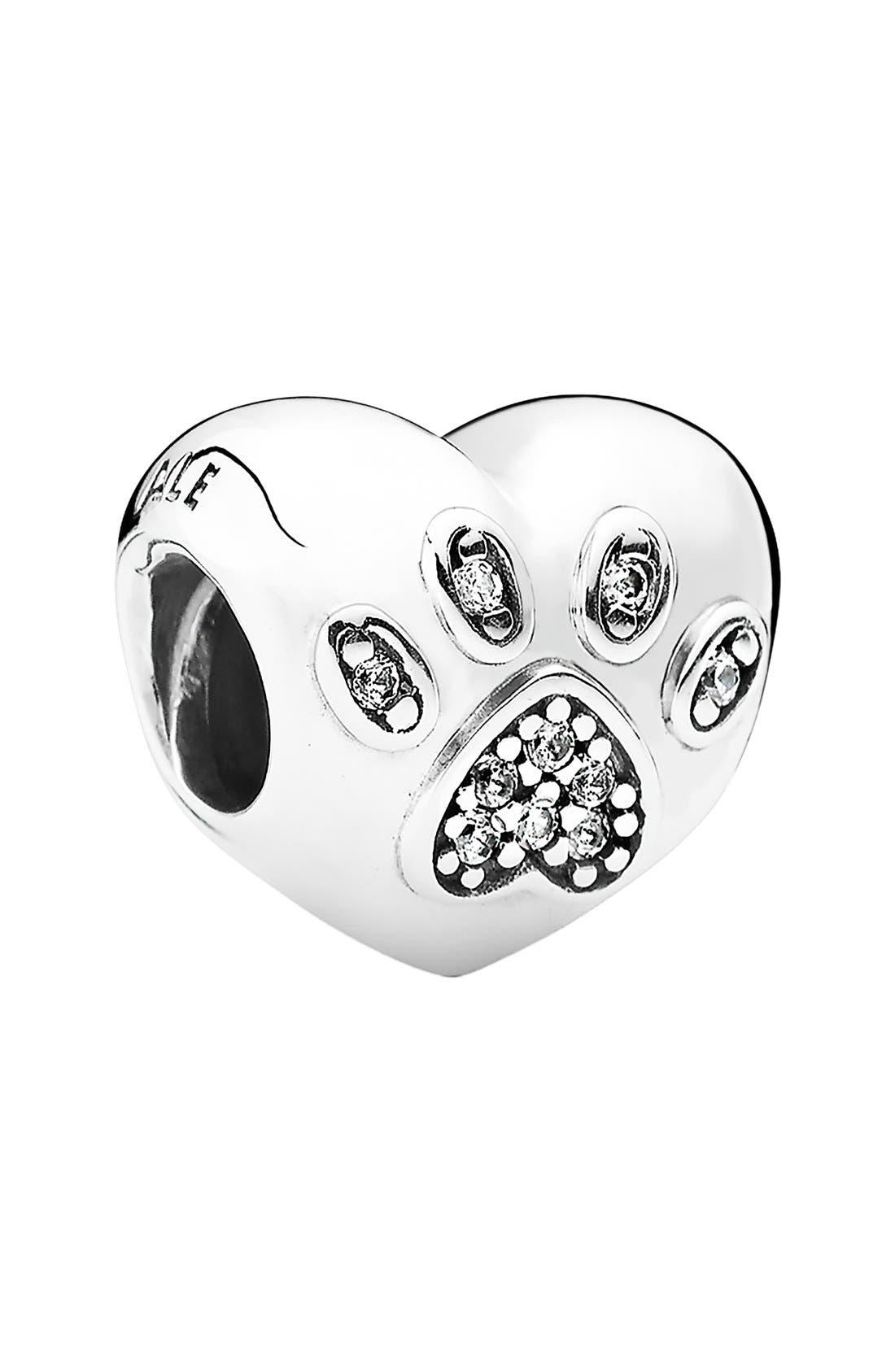 Main Image - PANDORA 'I Love My Pet' Charm