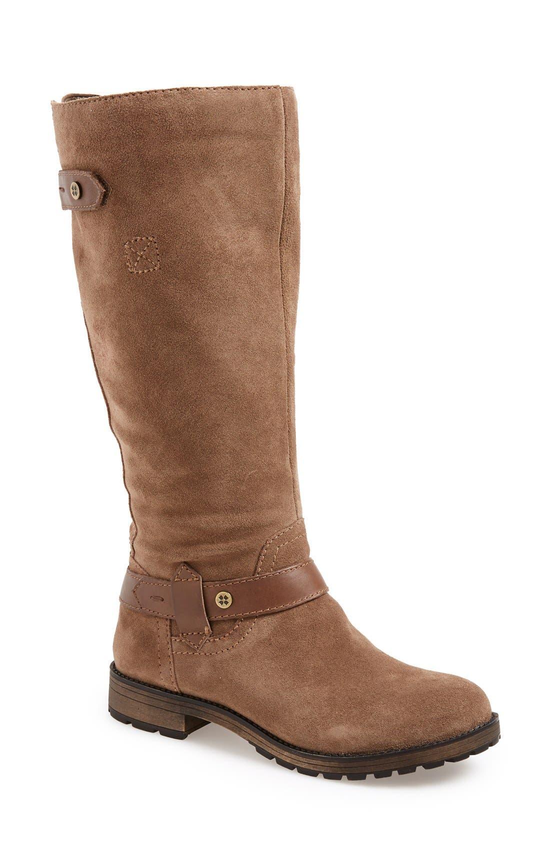 Naturalizer 'Tanita' Boot (Women) (Wide Calf)