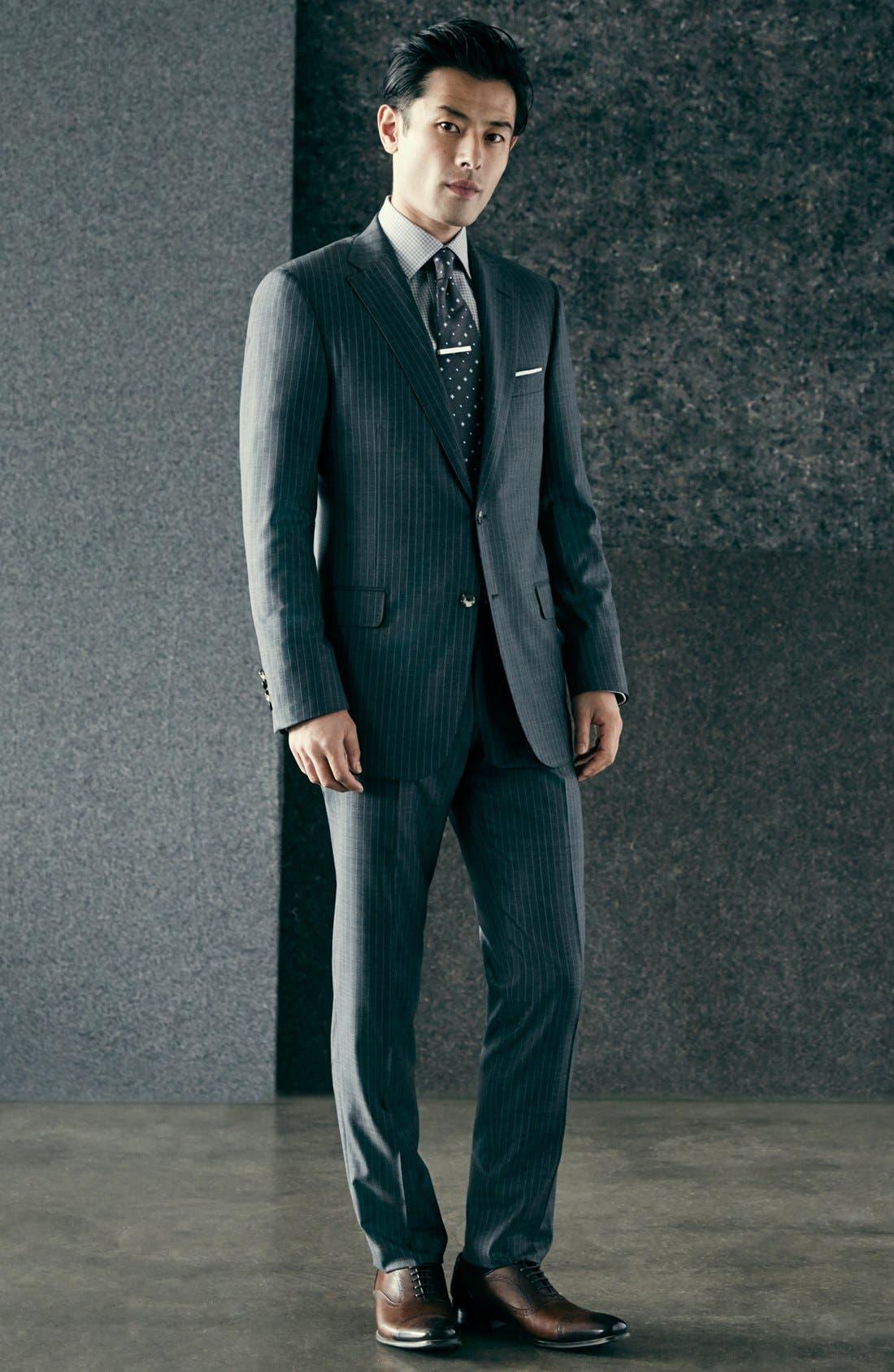 Alternate Image 5  - To Boot New York 'David' Cap Toe Oxford (Men)