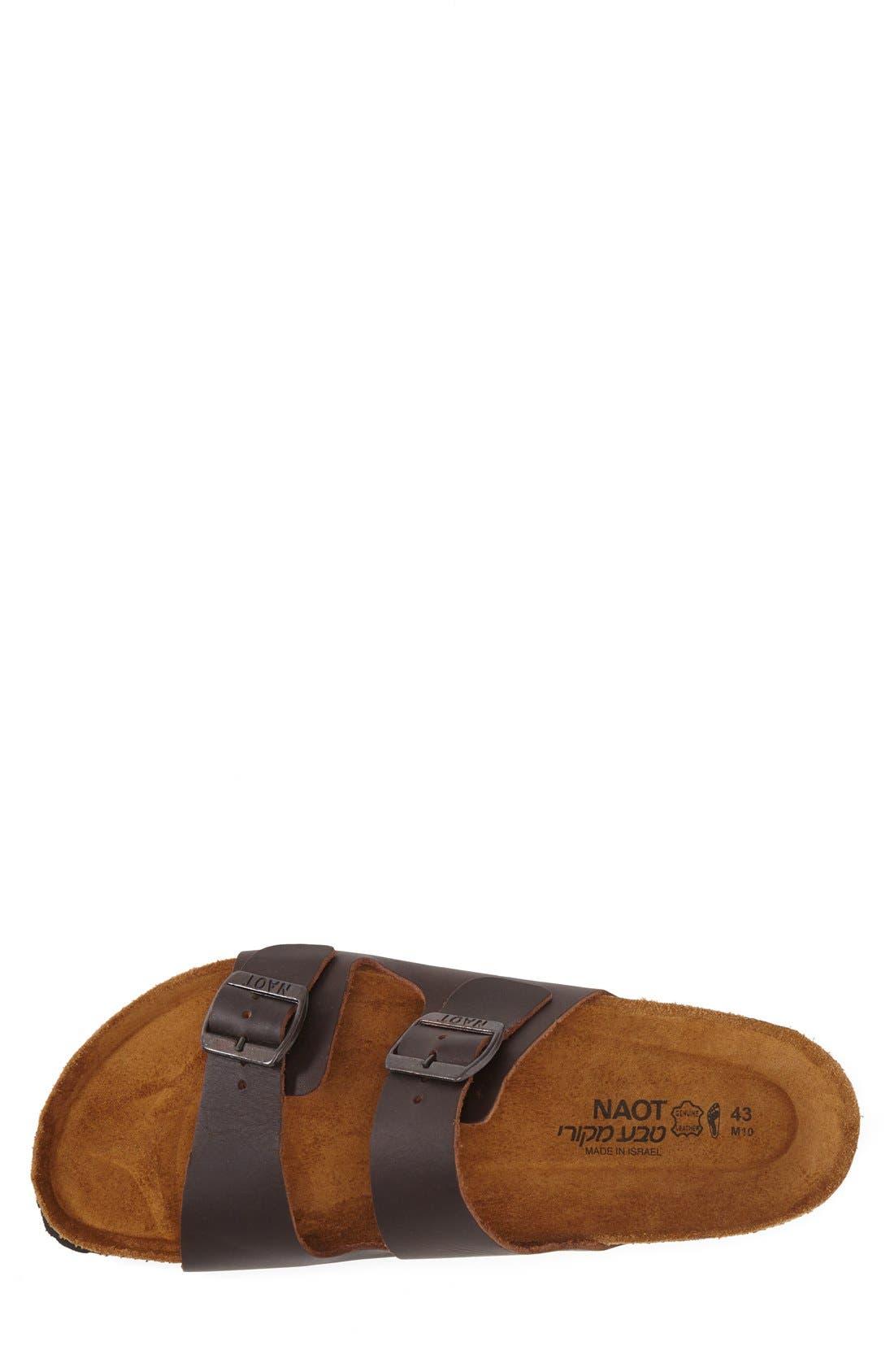 Alternate Image 3  - Naot Santa Barbara Slide Sandal (Men)