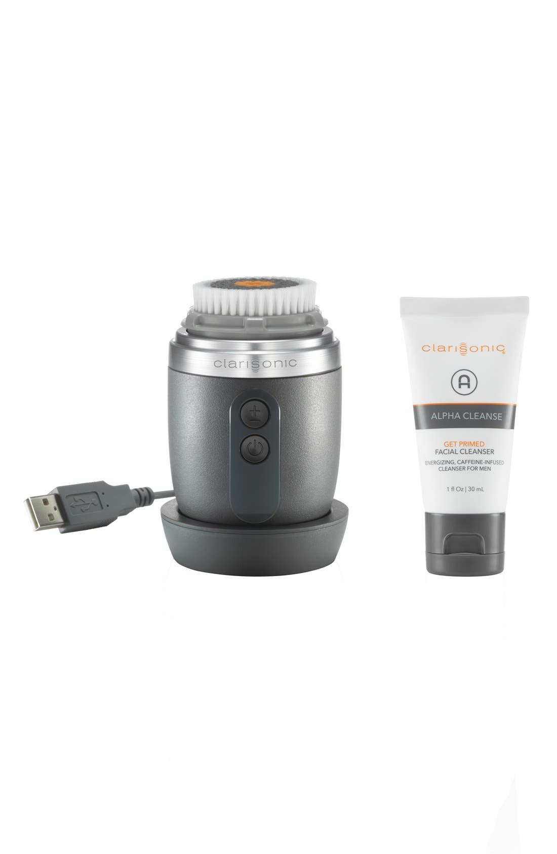 CLARISONIC Alpha Fit Sonic Cleansing System for Men