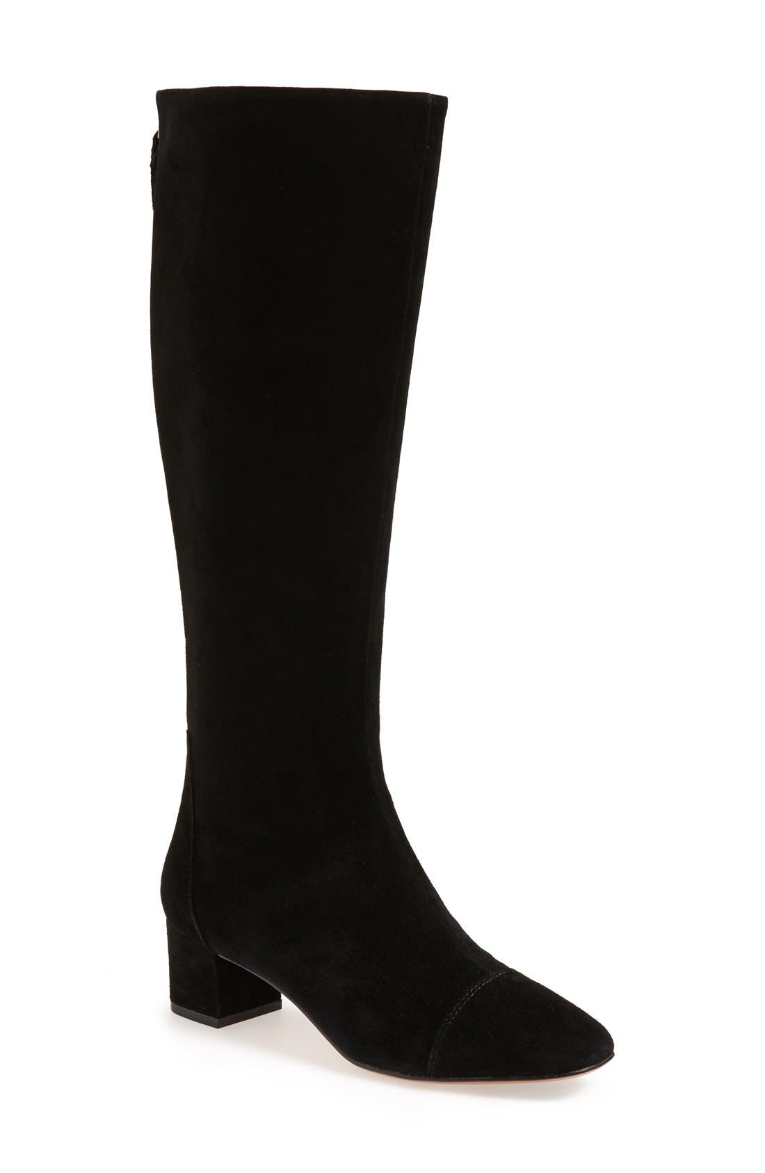 Alternate Image 1 Selected - Nine West 'Anatola' Tall Boot (Women)