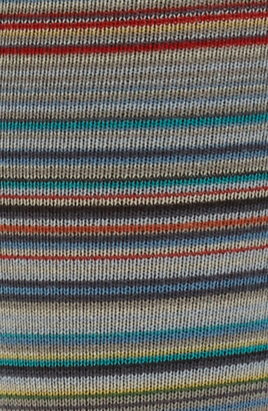 Alternate Image 2  - Paul Smith Multi Stripe Socks