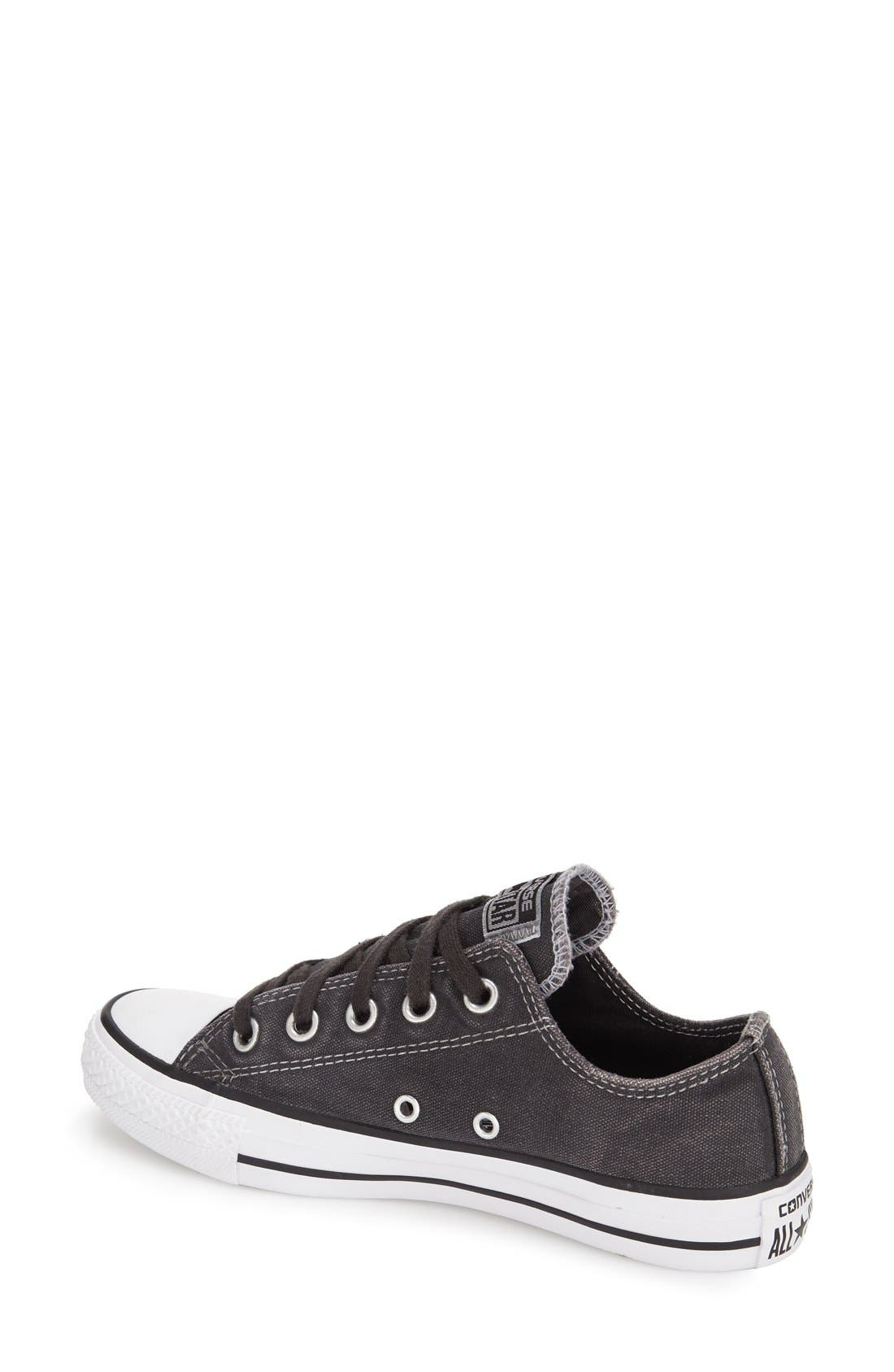 Alternate Image 2  - Converse Chuck Taylor® All Star® Low Top Sneaker (Women)