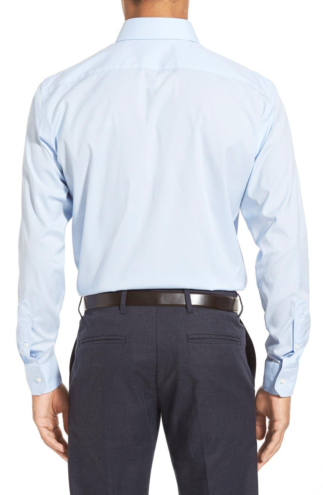 Alternate Image 3  - Calibrate Trim Fit Dress Shirt