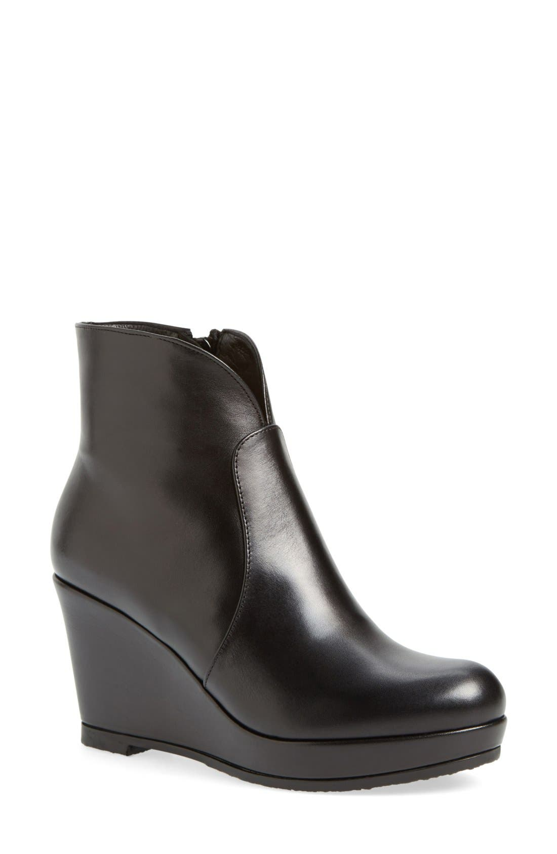 Alternate Image 1 Selected - Cordani 'Laraby' Wedge Bootie