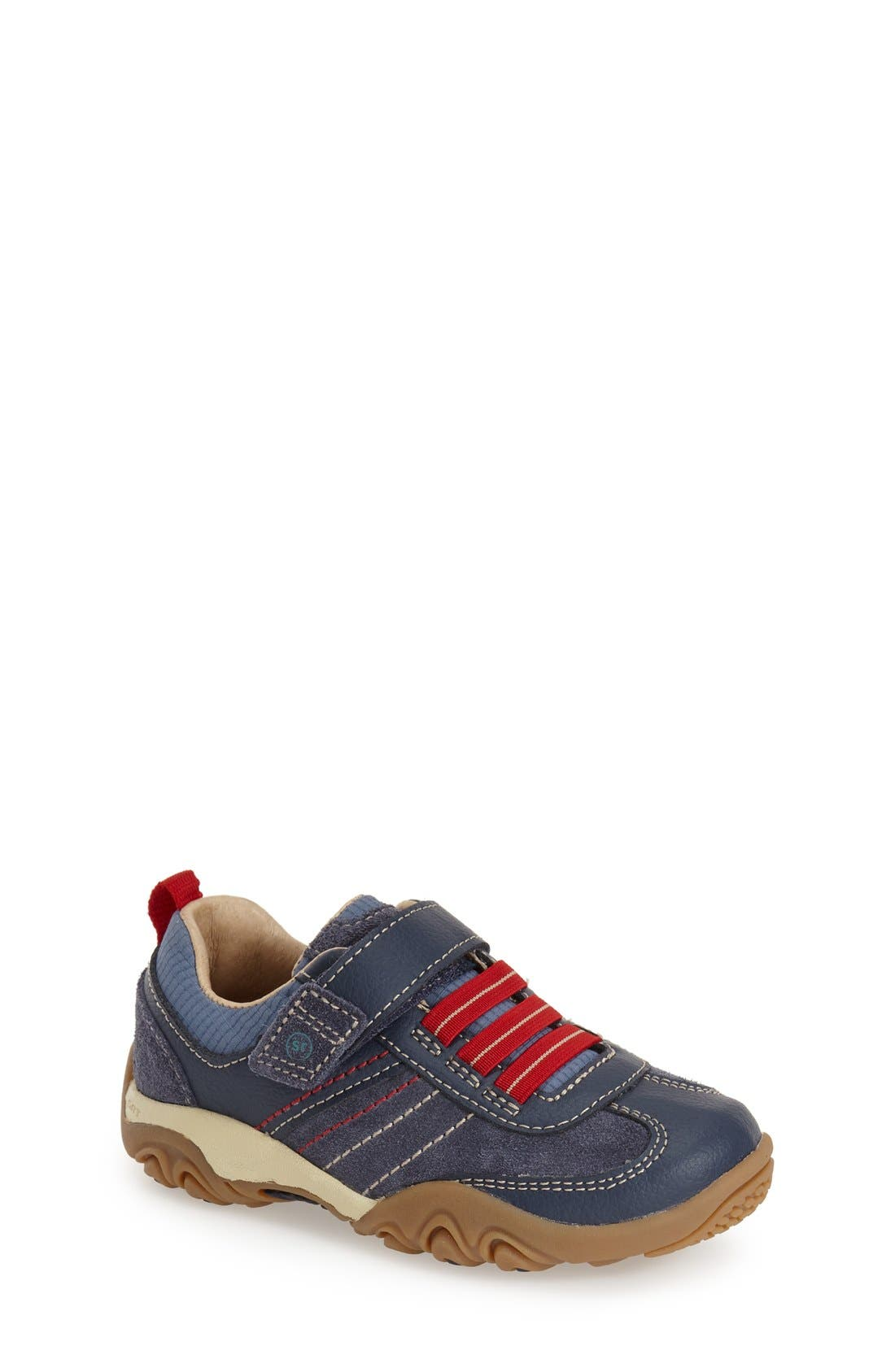 Alternate Image 1 Selected - Stride Rite 'SRT Prescott' Sneaker (Baby, Walker & Toddler)