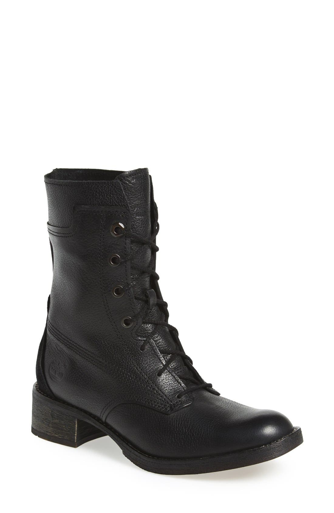 Alternate Image 1 Selected - Timberland Earthkeepers® 'Whittemore' Lace-Up Boot (Women)