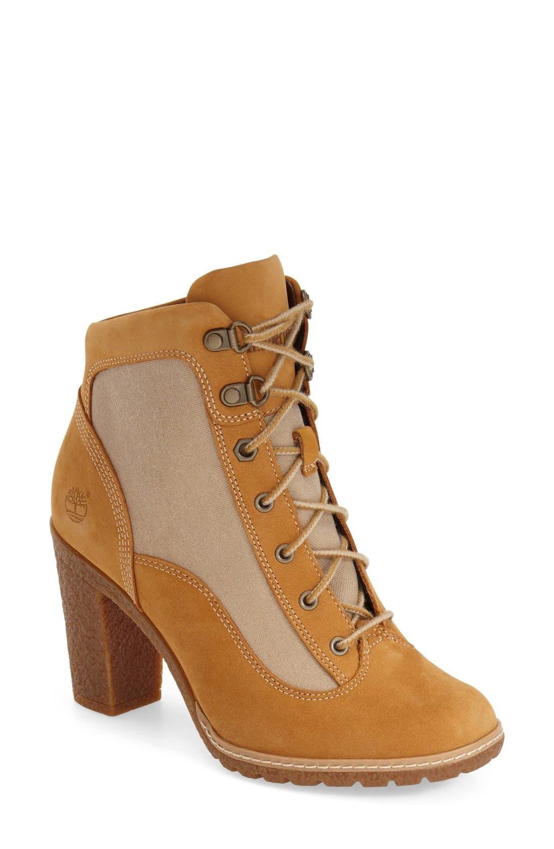 Alternate Image 1 Selected - Timberland 'GlancyHiker' Boot (Women)