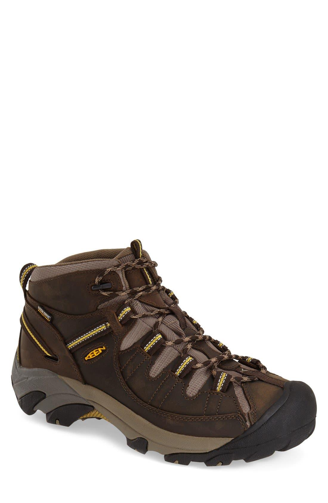 Keen 'Targhee II Mid' Hiking Boot (Men)