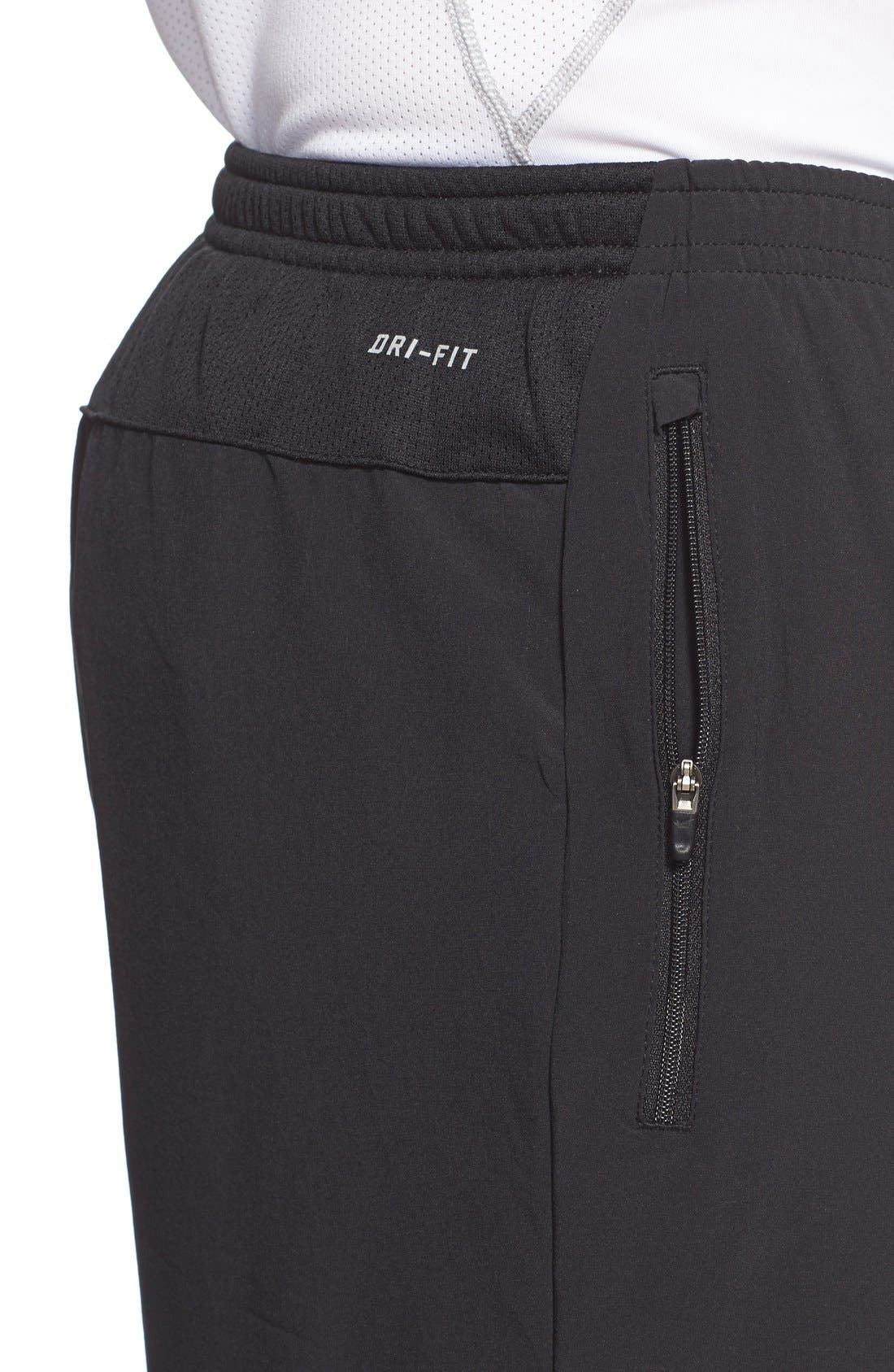 Alternate Image 4  - Nike Dri-FIT Woven Pants