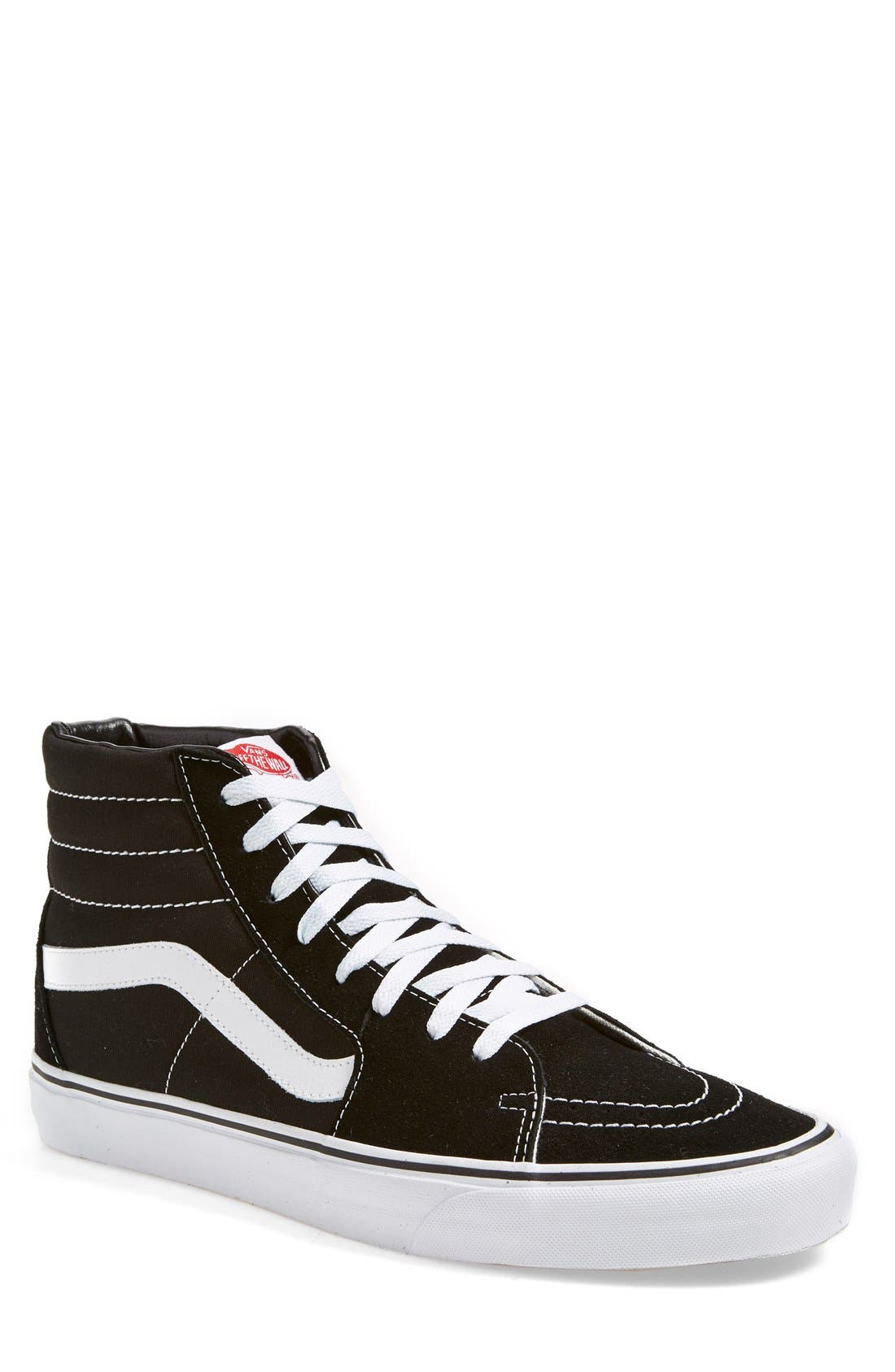 Alternate Image 1 Selected - Vans 'Sk8-Hi' Sneaker (Men)