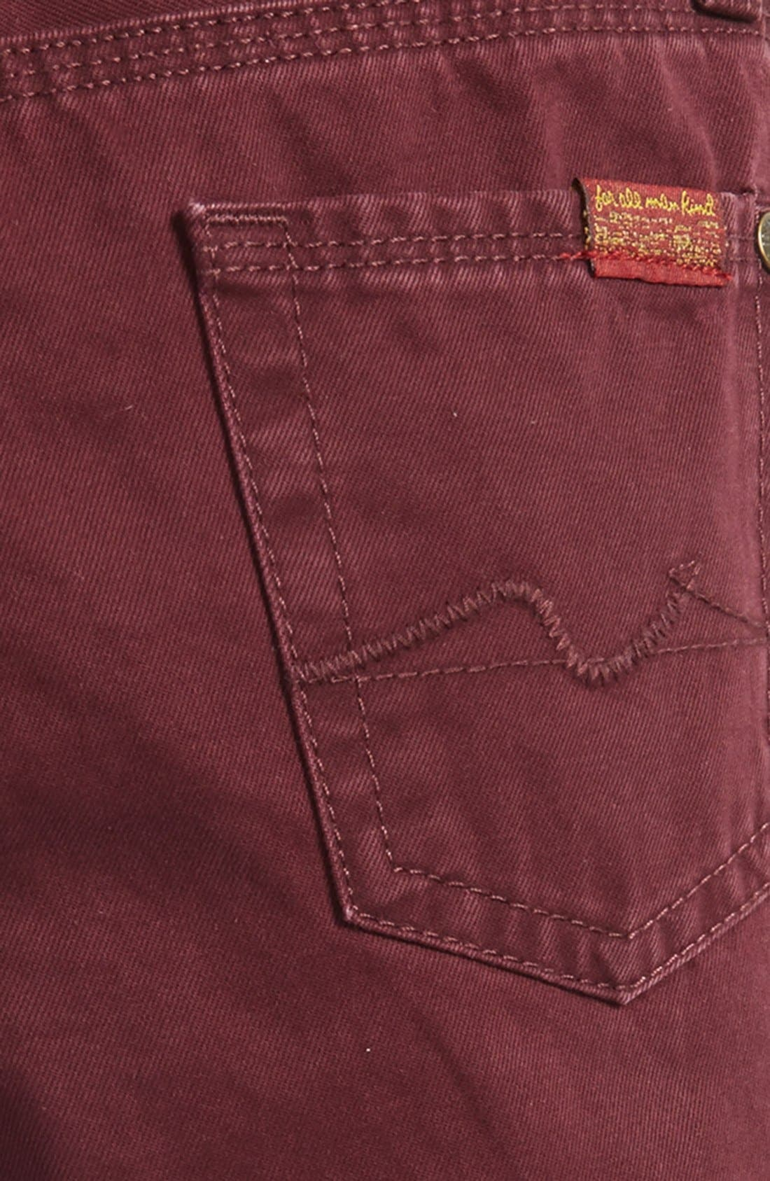Alternate Image 3  - 7 For All Mankind® 'Slimmy' Slim Fit Jeans (Toddler Boys & Little Boys) (Online Only)