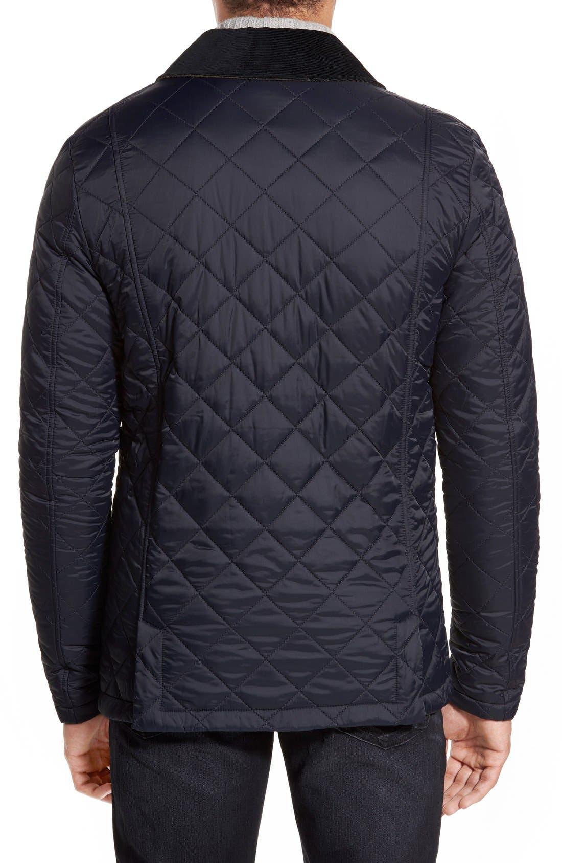 Alternate Image 2  - Barbour 'Fortnum' Regular Fit Quilted Jacket