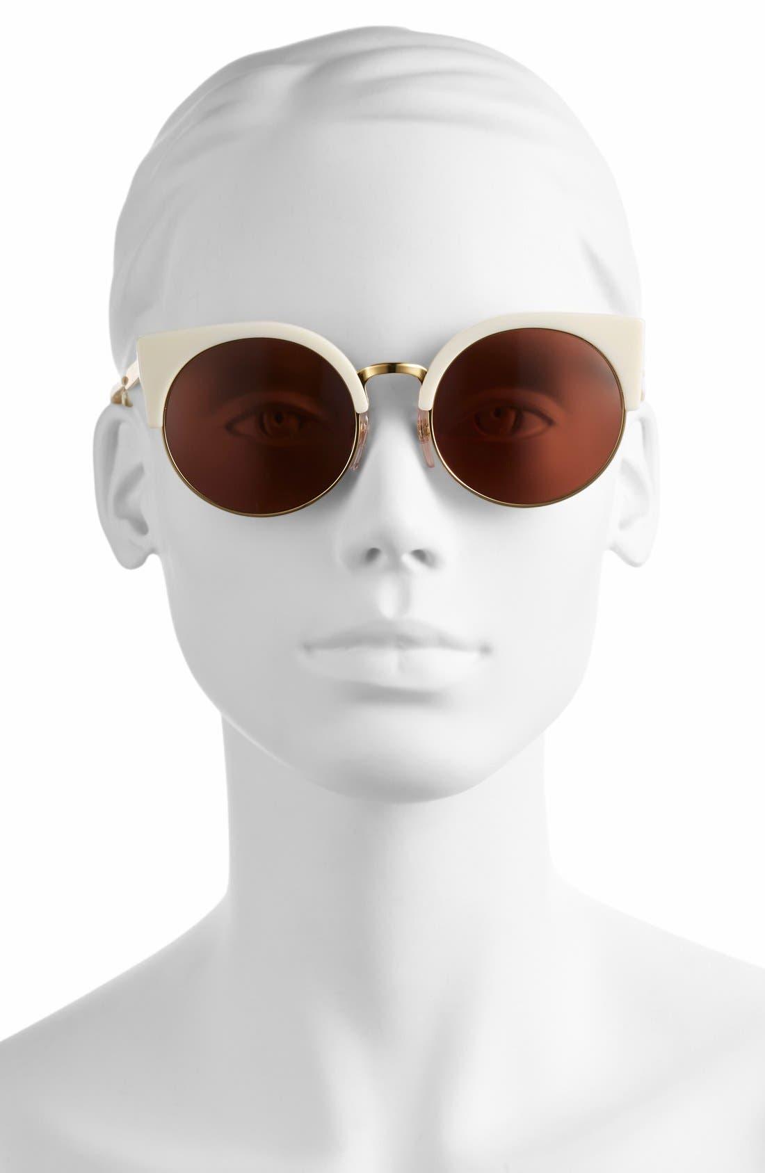 Alternate Image 2  - SUPER by RETROSUPERFUTURE® 'Lucia' 53mm Sunglasses