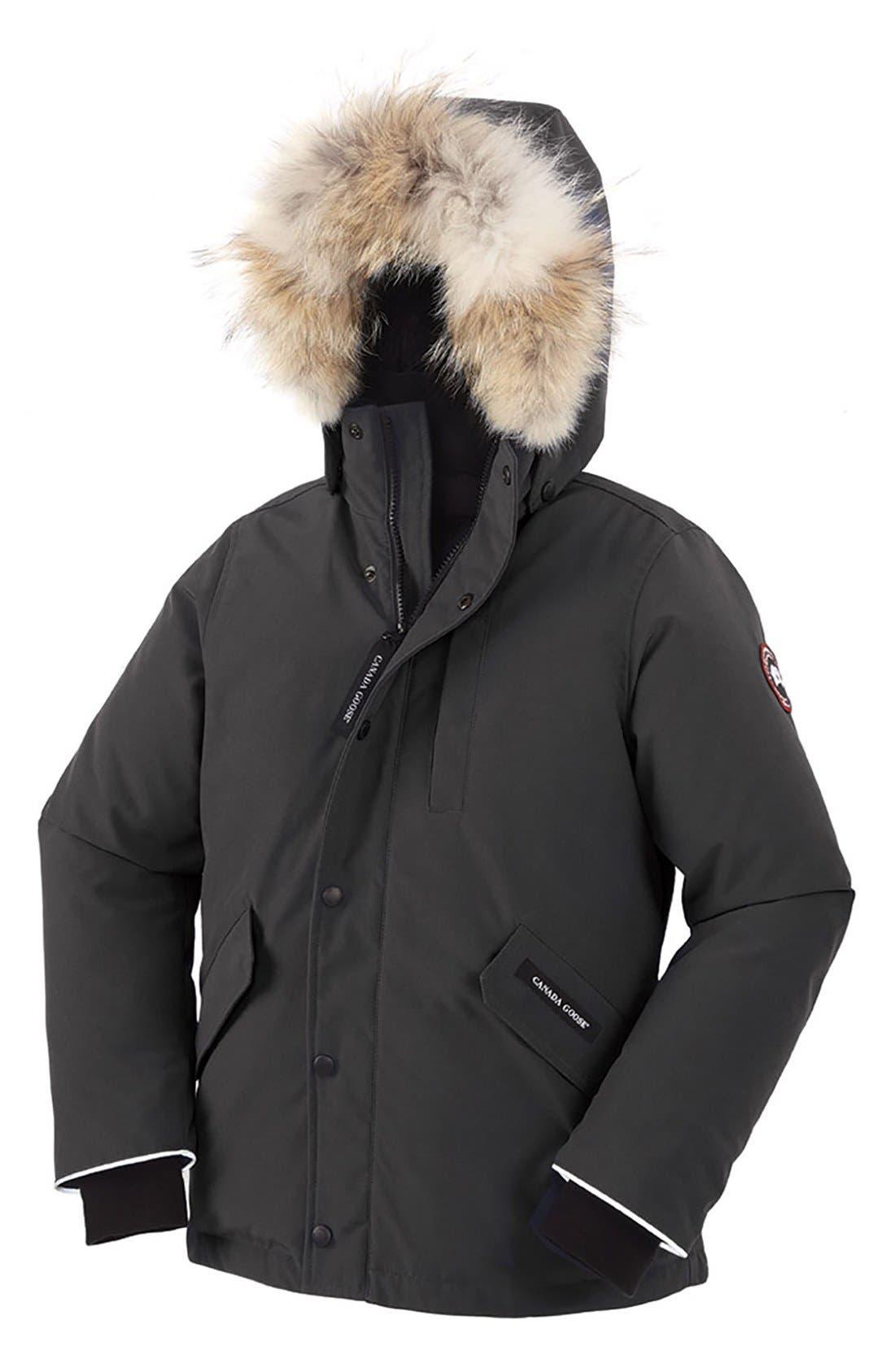 canada goose jacket nordstrom rack