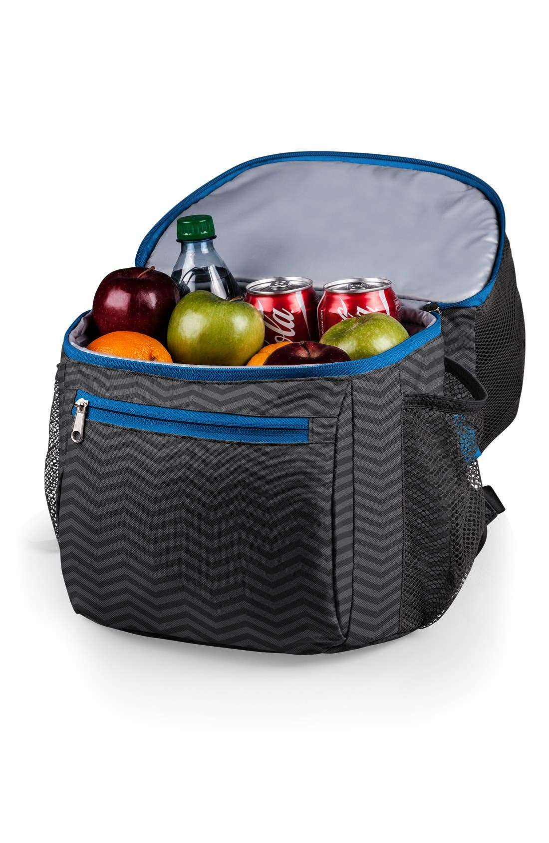 Alternate Image 2  - Picnic Time 'Pismo' Insulated Cooler Backpack